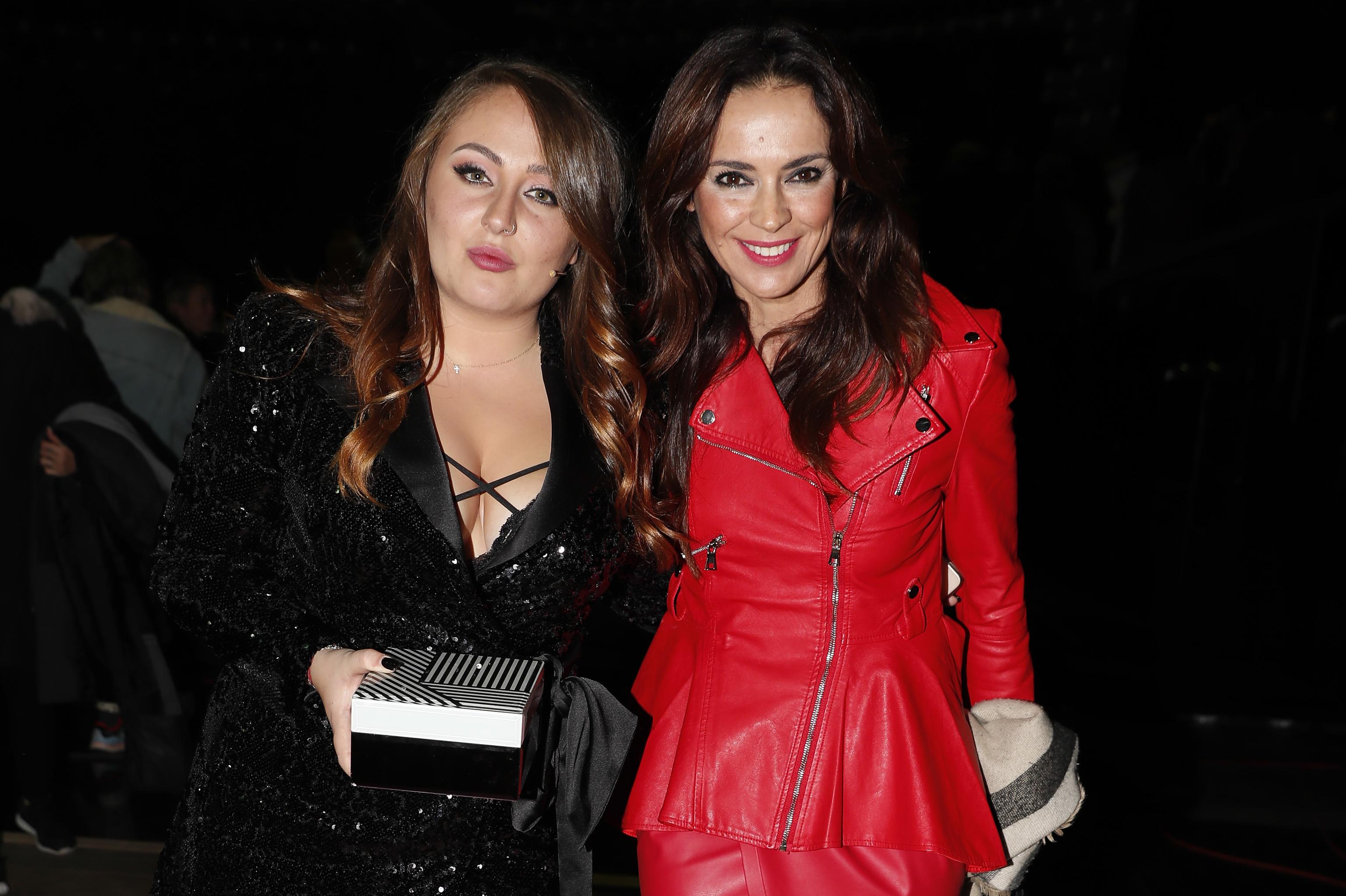 Rocío Carrasco ha sido una de las defensoras de Olga Moreno en plató