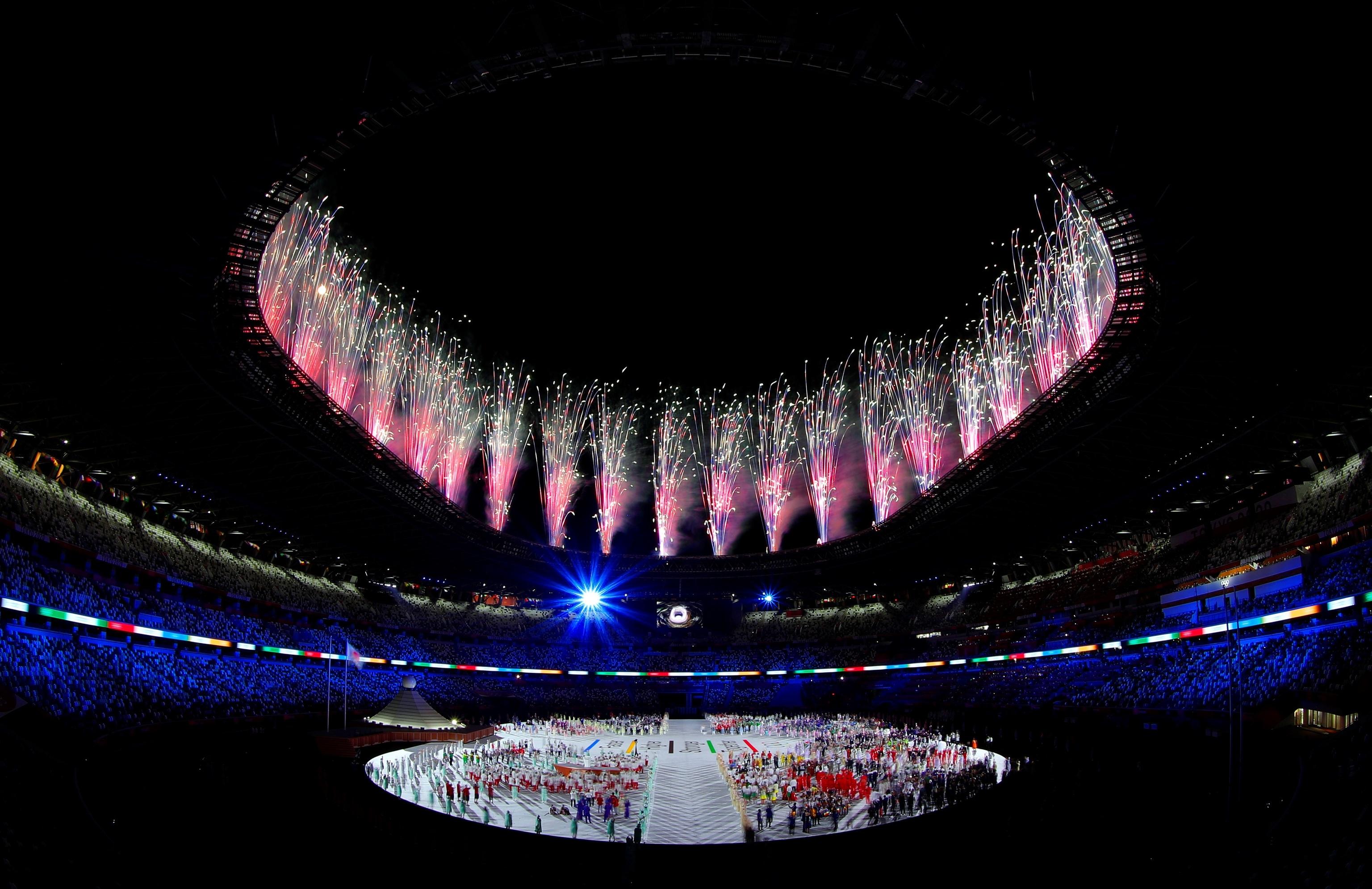 Ceremonia inauguración - Tokio 2020 - Juegos Olímpicos de 2021