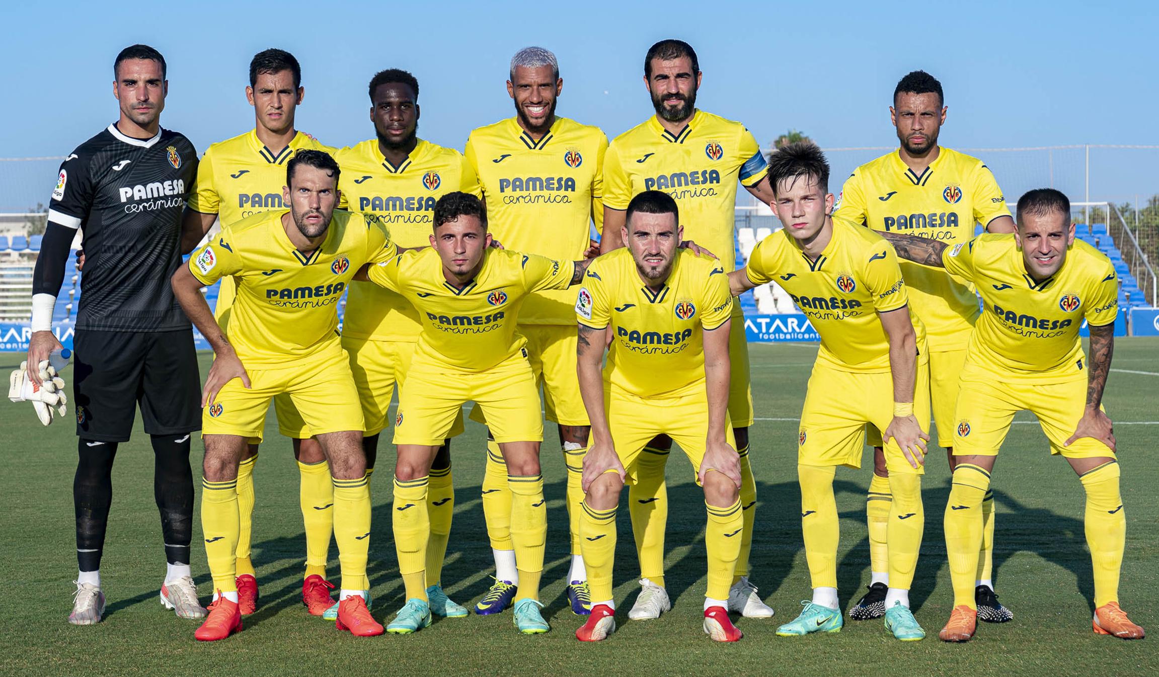 El Villarreal suspende sus tres próximos amistosos tras detectar dos casos positivos