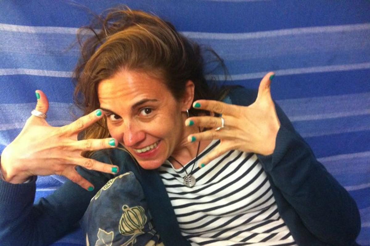 Carla Revuelta Careaga, fallecida en el accidente.