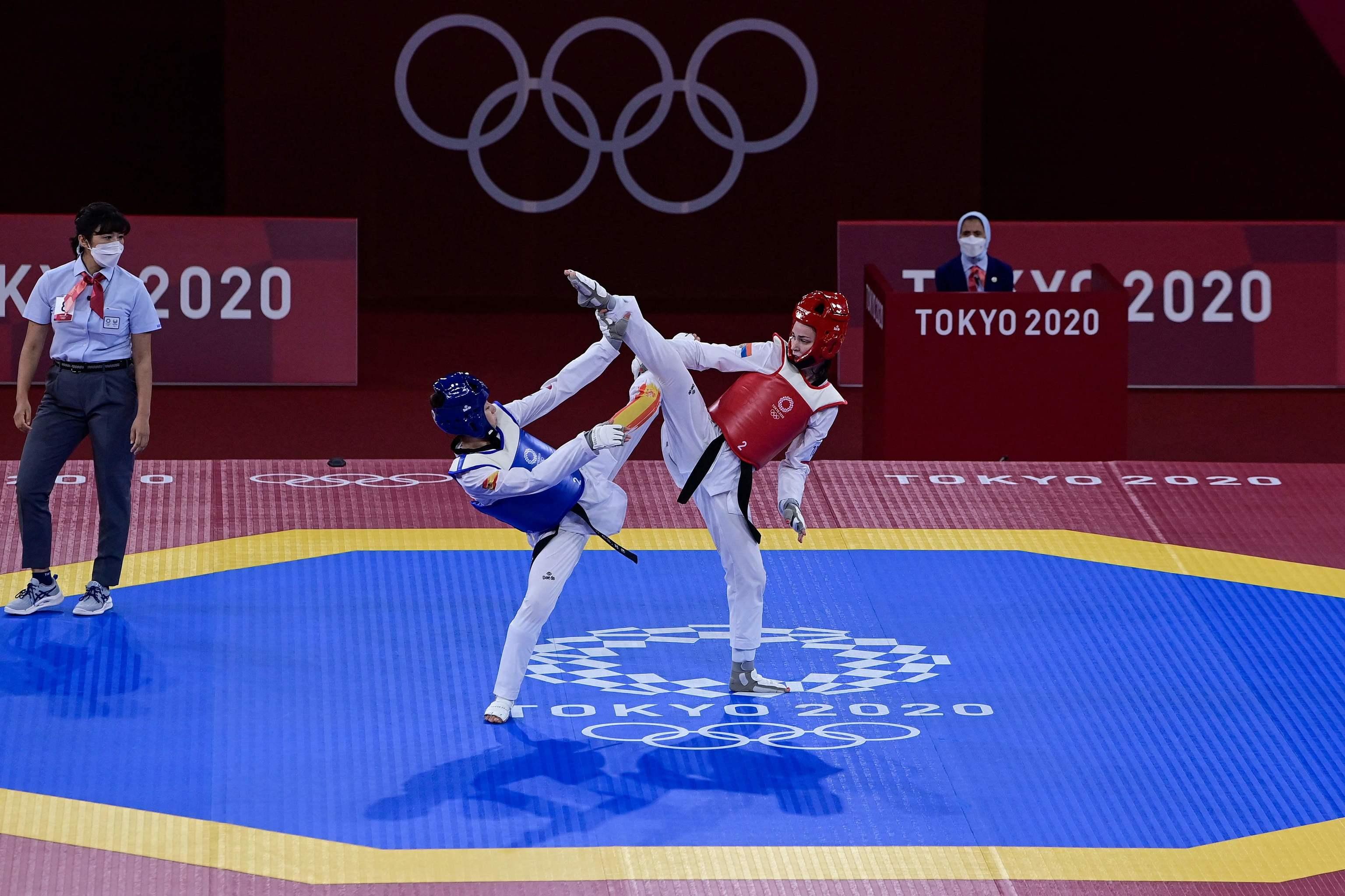 Adriana Cerezo - Taekwondo - Juegos Olímpicos 2021 - Tokio 2020ondo, jjoo
