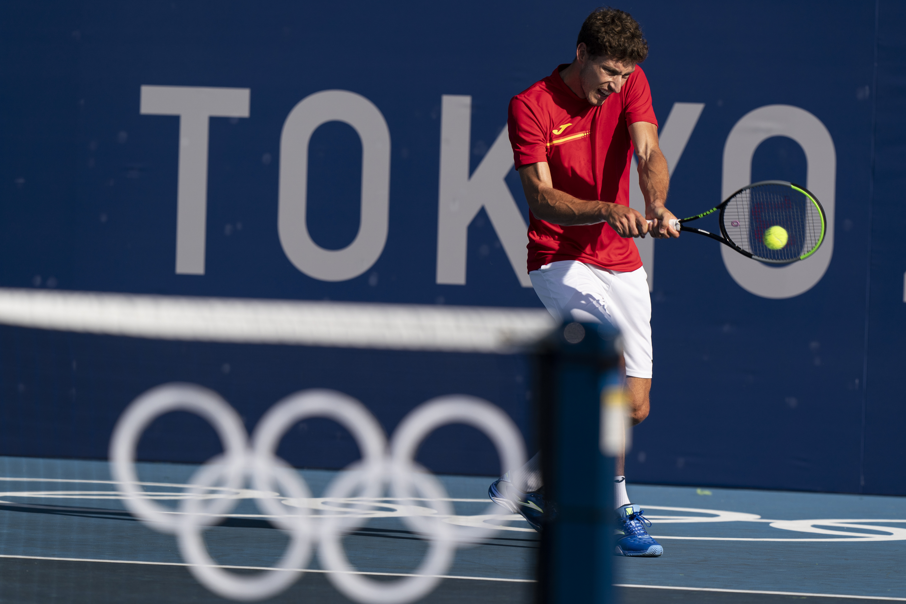 Pablo Carreño - Tenis - Juegos Olímpicos 2021 - Tokio 2020