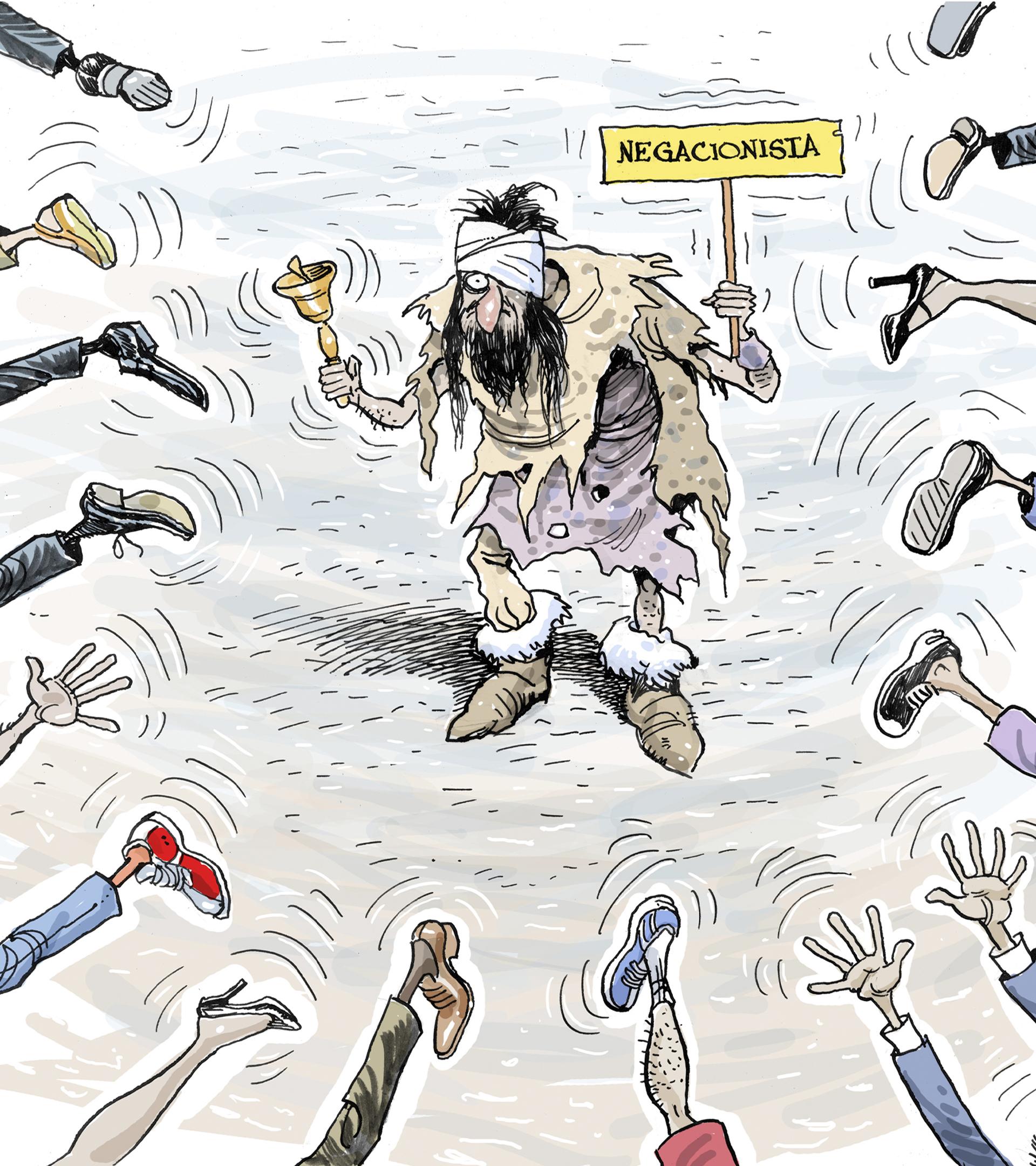 Los negacionistas son los nuevos leprosos: cómo los países europeos están arrinconando a los antivacunas