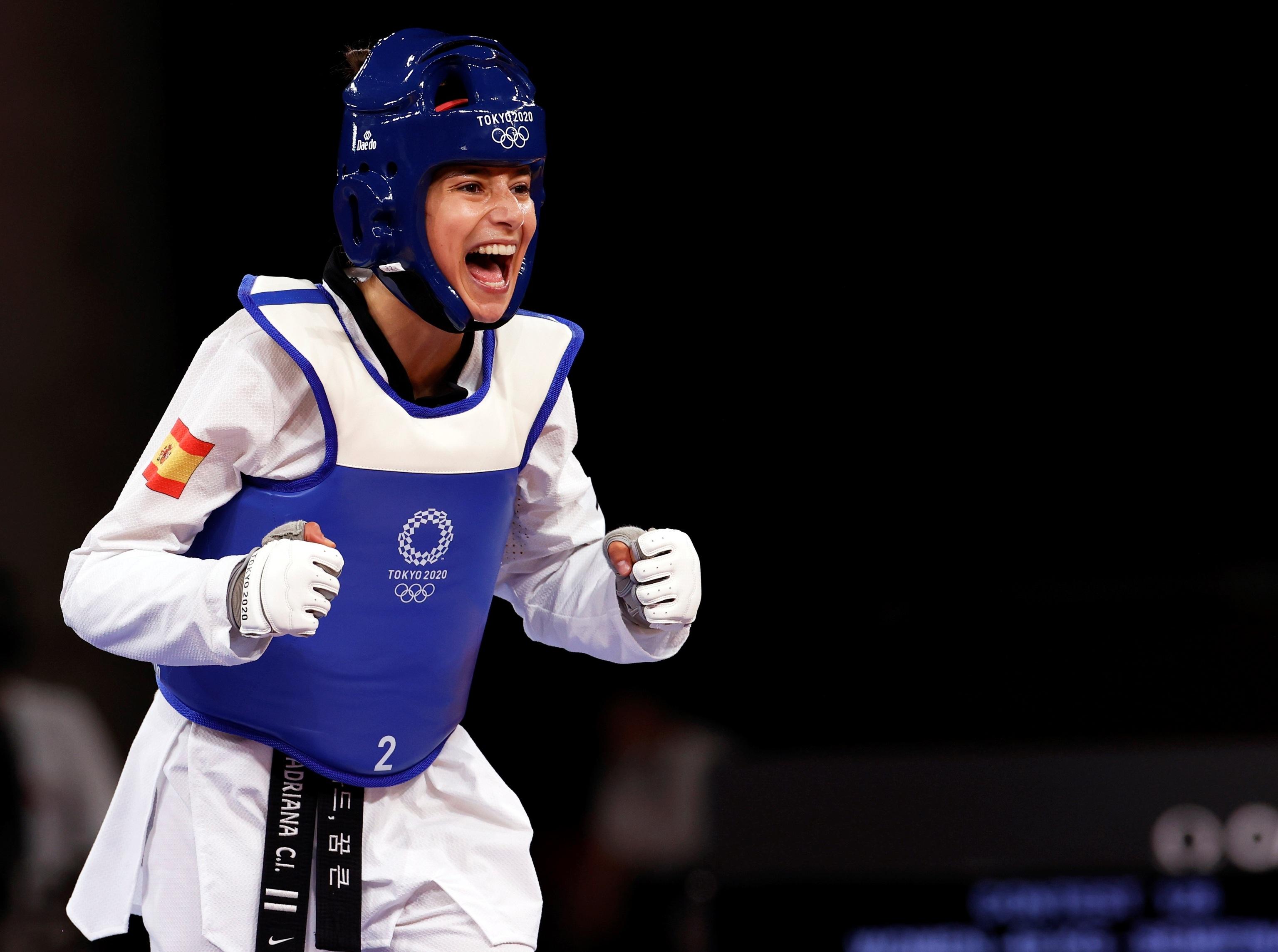 Adriana Cerezo - taekwondo - Juegos Olímpicos 2021 - Tokio 2020