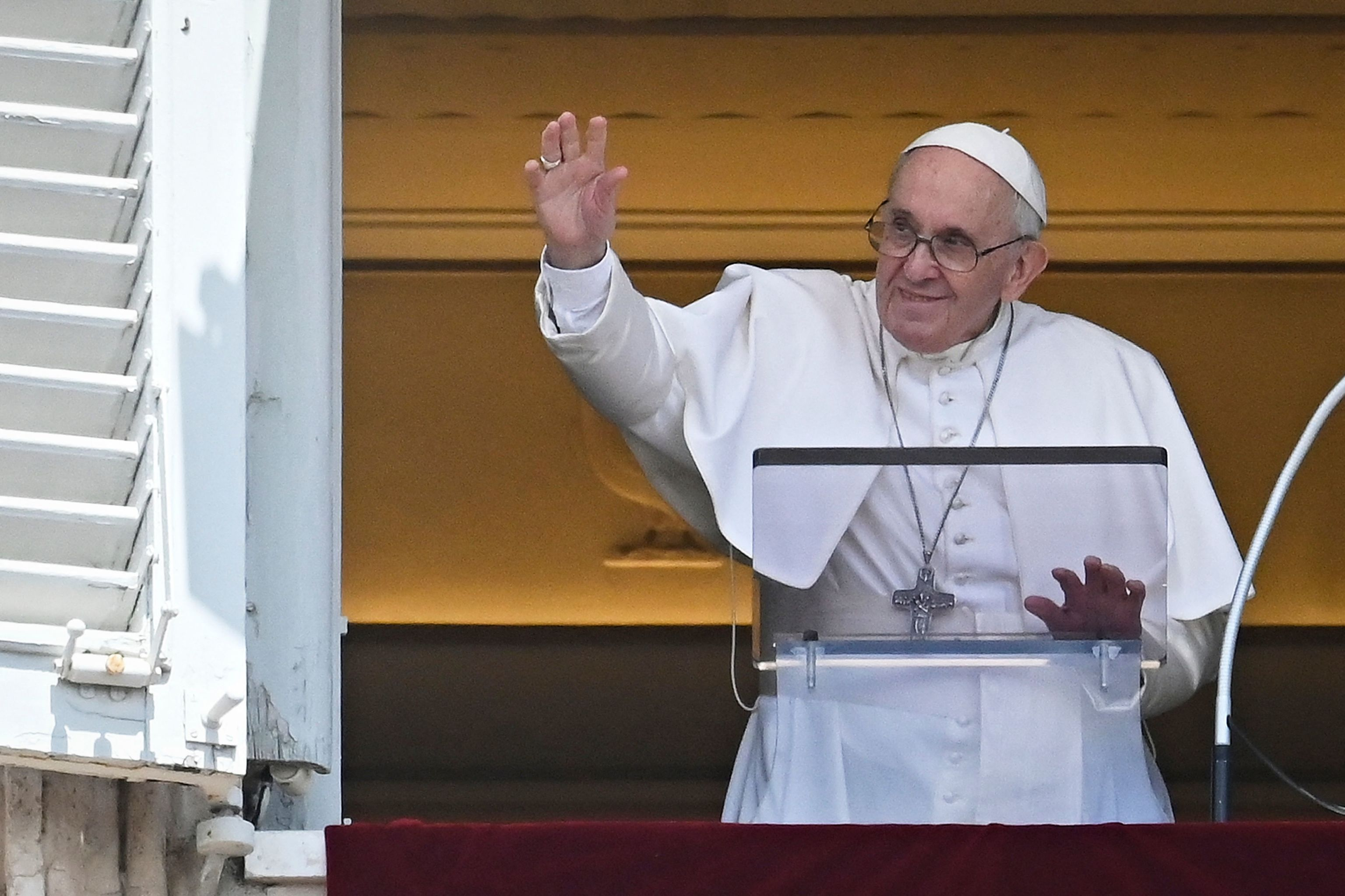 El Papa Francisco en una imagen reciente tomada en el Vaticano.