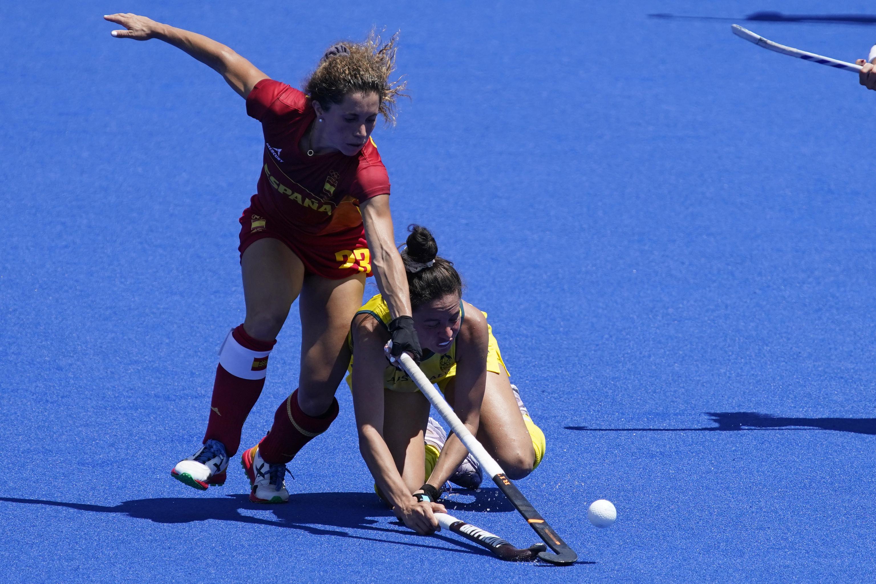 Georgina Oliva - hockey hierba - Juegos Olímpicos 2021 - Tokio 2020