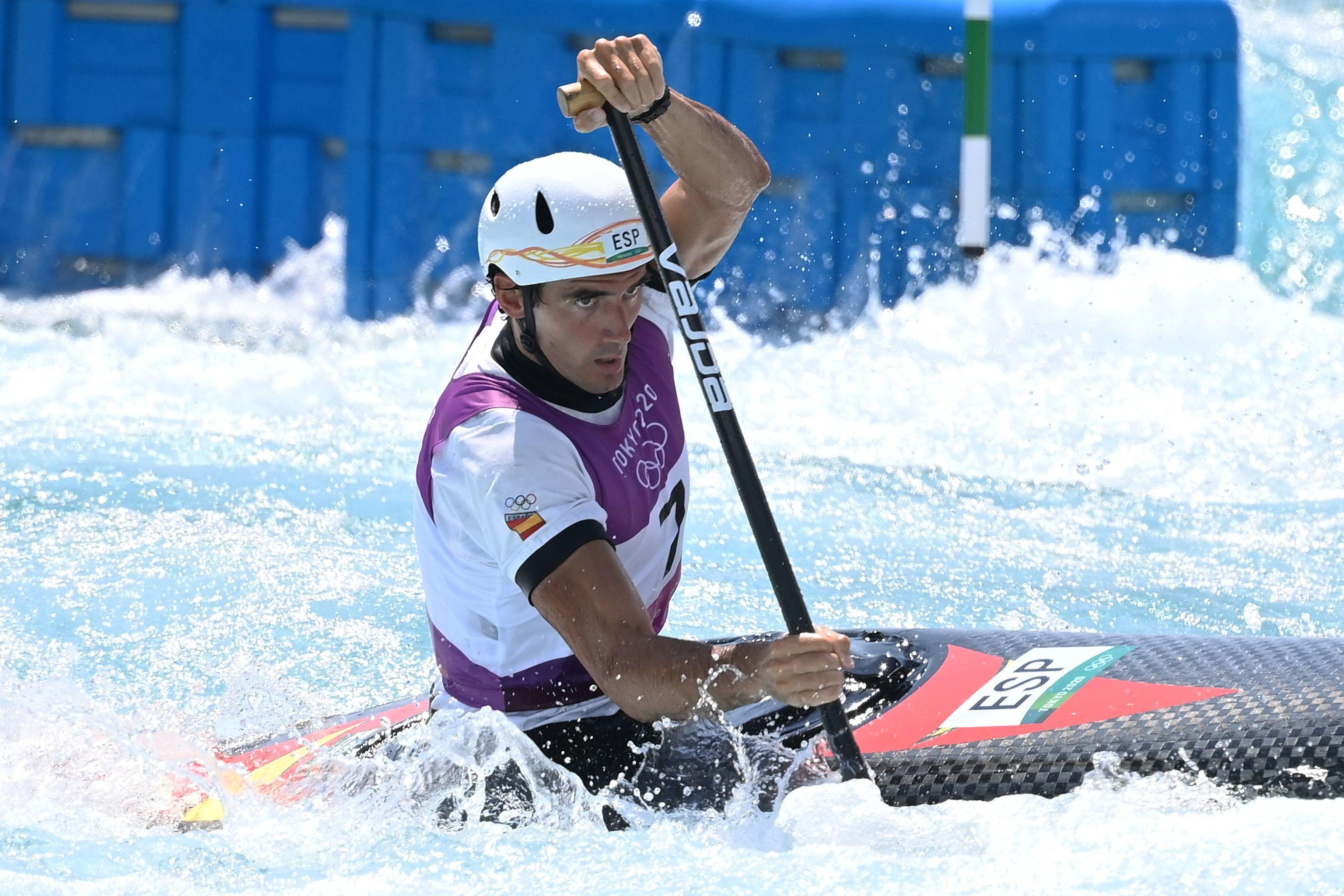piraguismo - Juegos Olímpicos 2021 - Tokio 2020