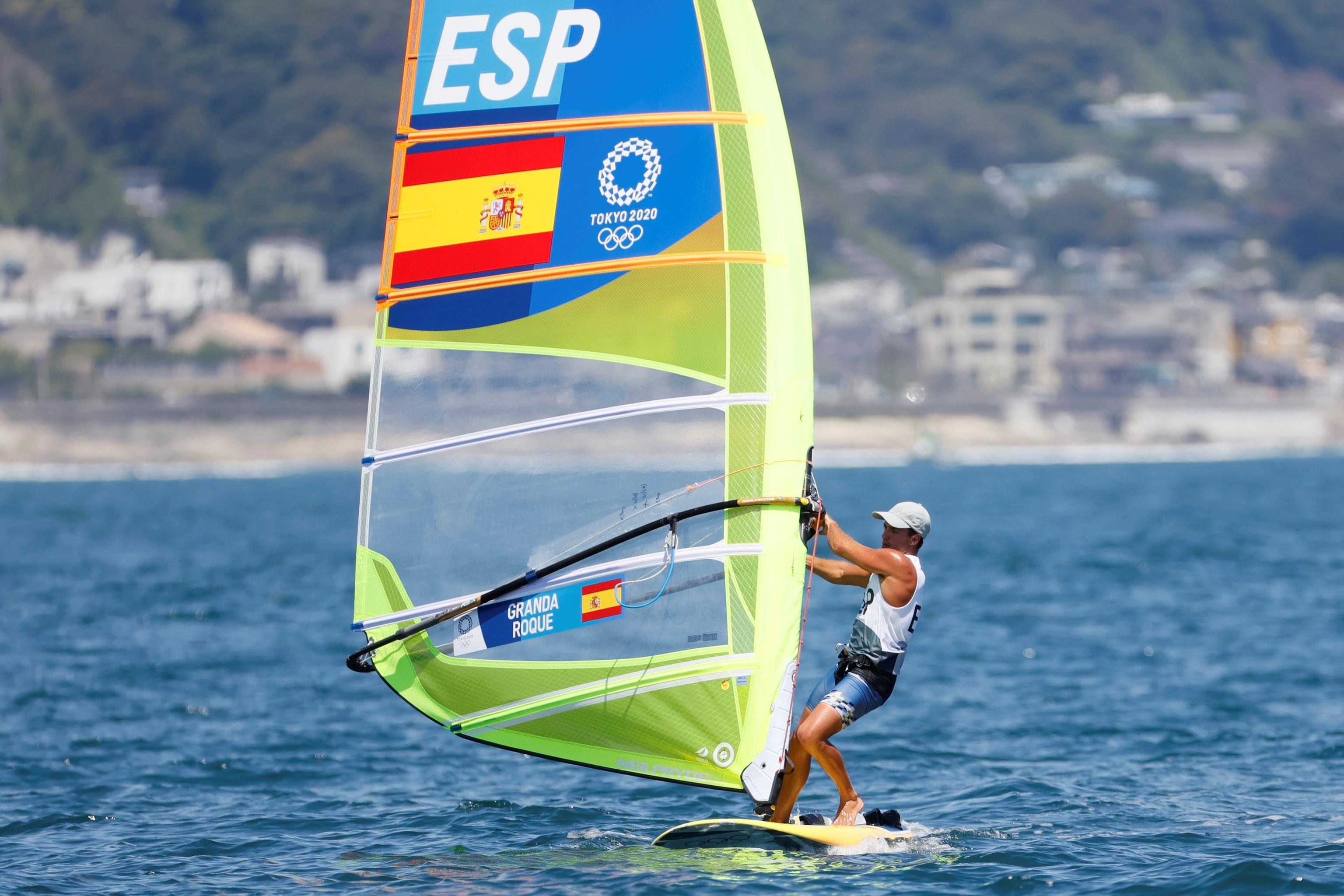 windsurf - Juegos Olímpicos 2021 - Tokio 2020