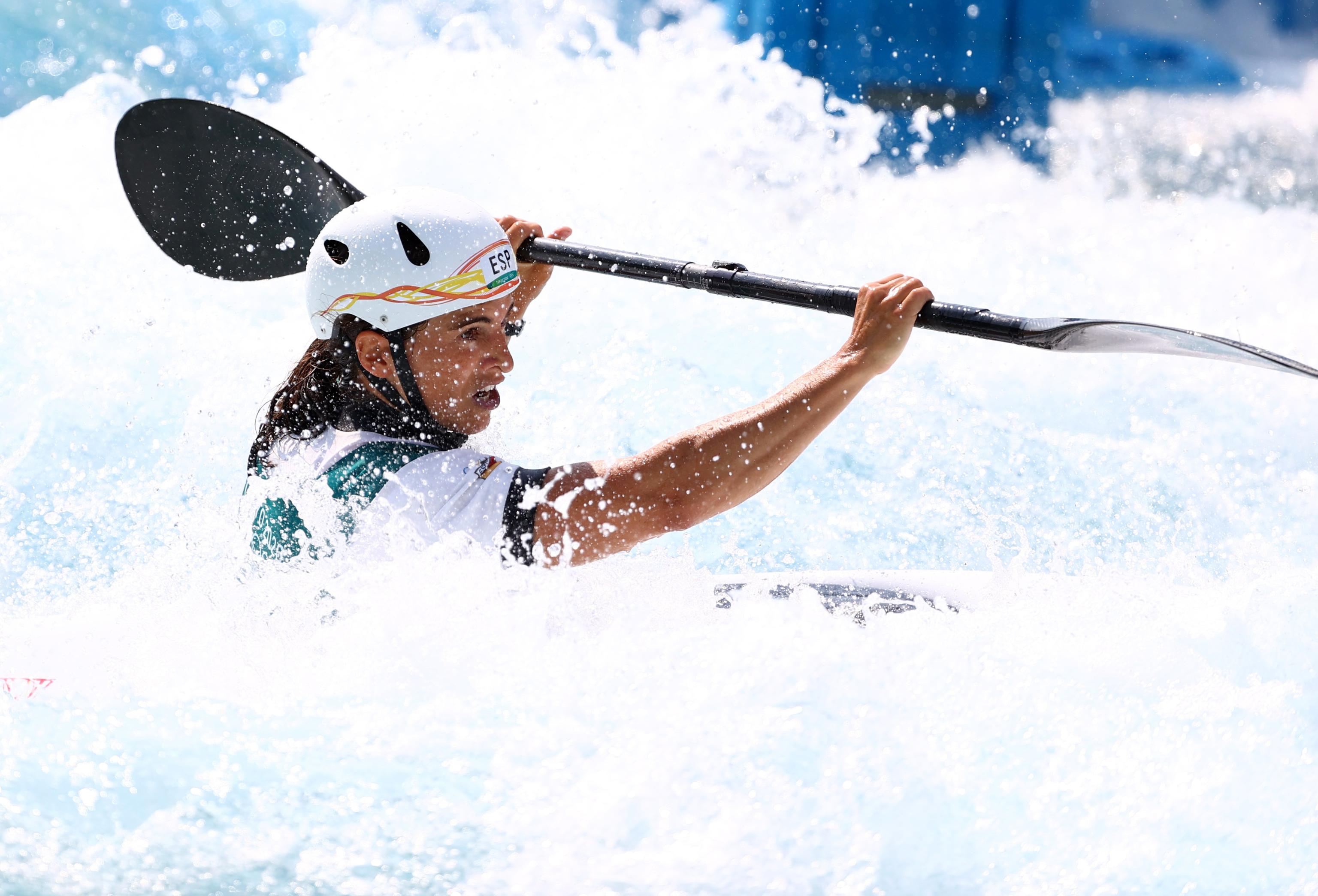 Maialen Chorraut - piraguismo - Juegos Olímpicos 2021 - Tokio 2020