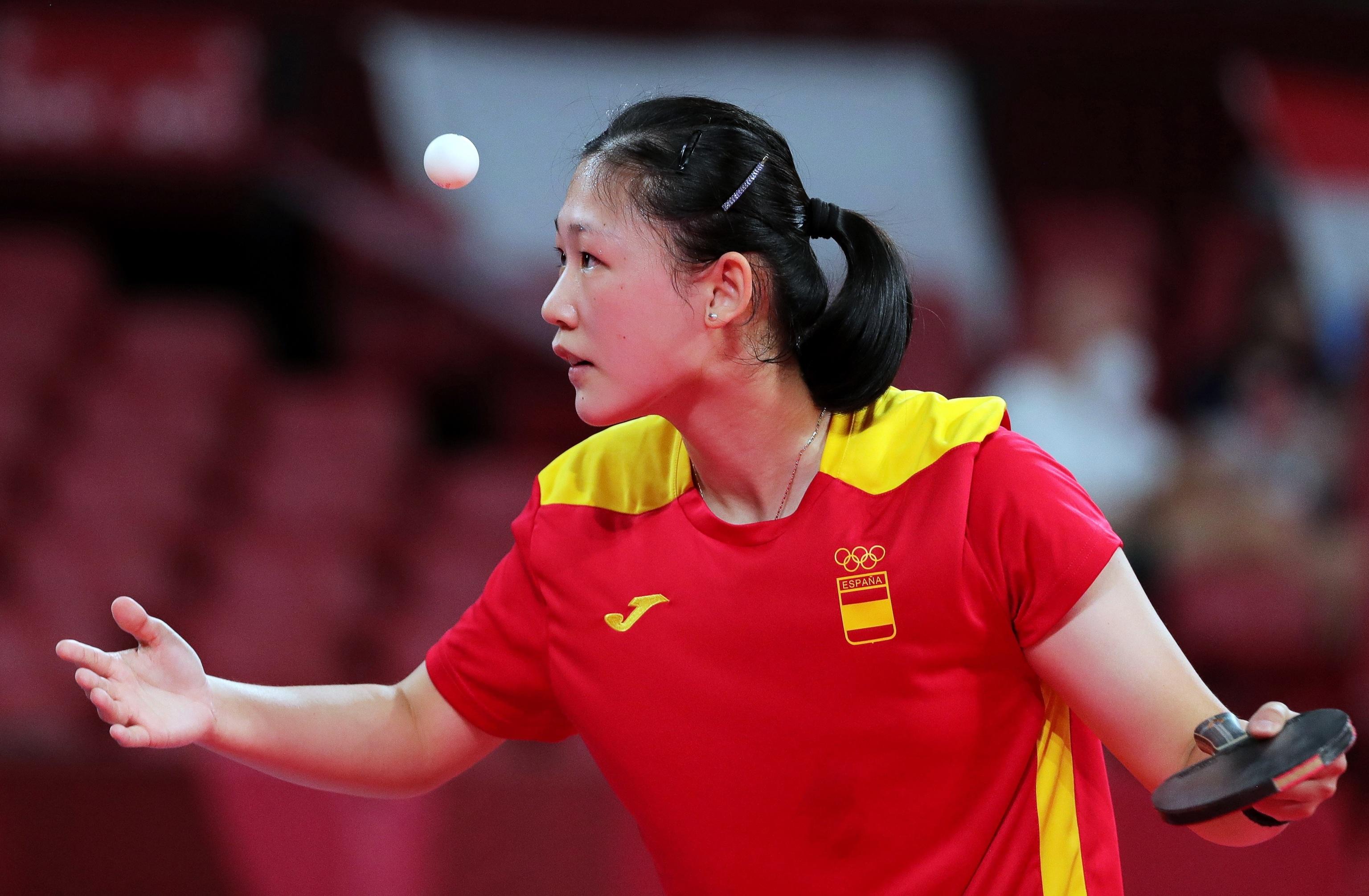 Maria Xiao - España - tenis de mesa - Juegos Olímpicos 2021 - Tokio 2020