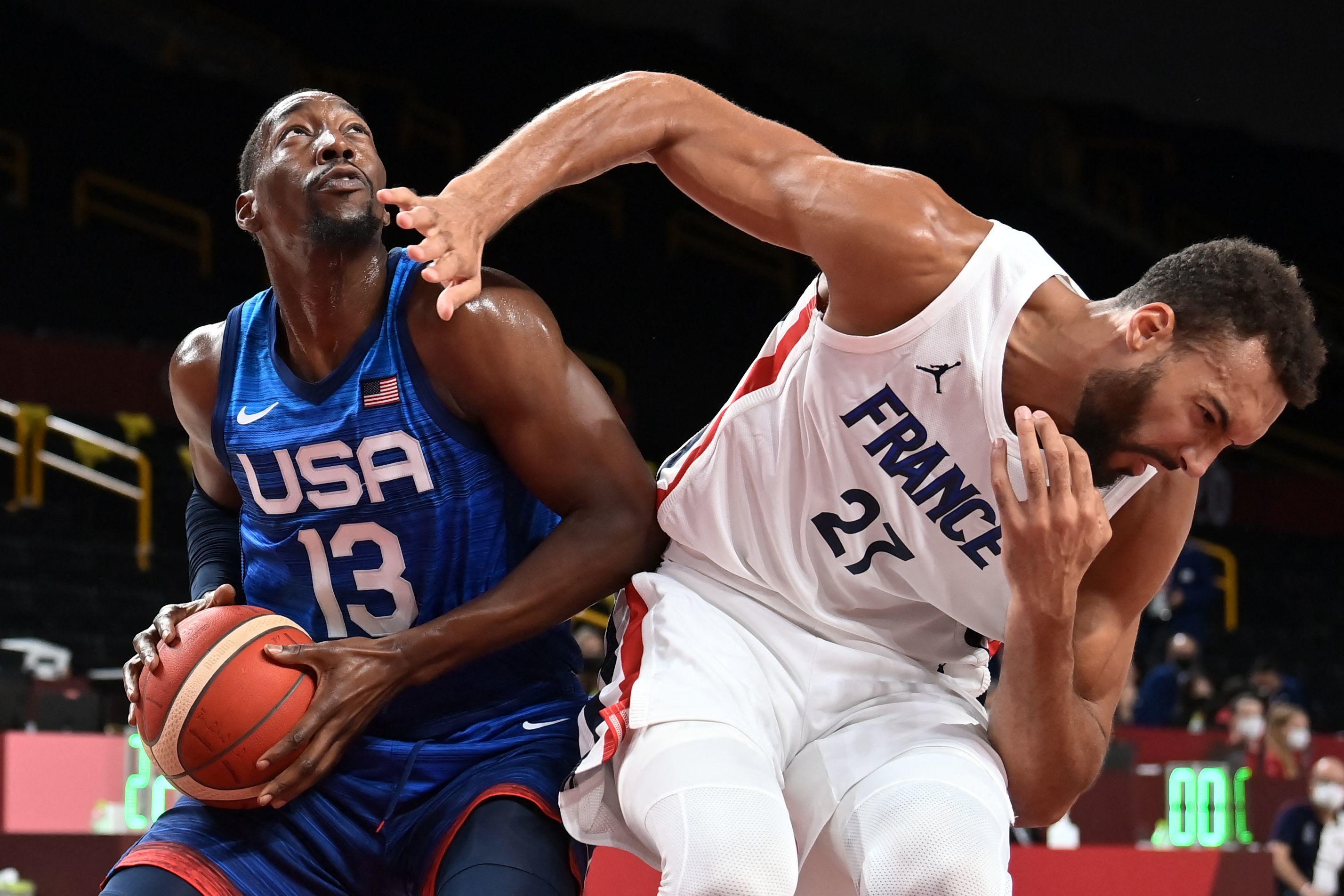 EEUU Francia - baloncesto - Juegos Olímpicos 2021 - Tokio 2020