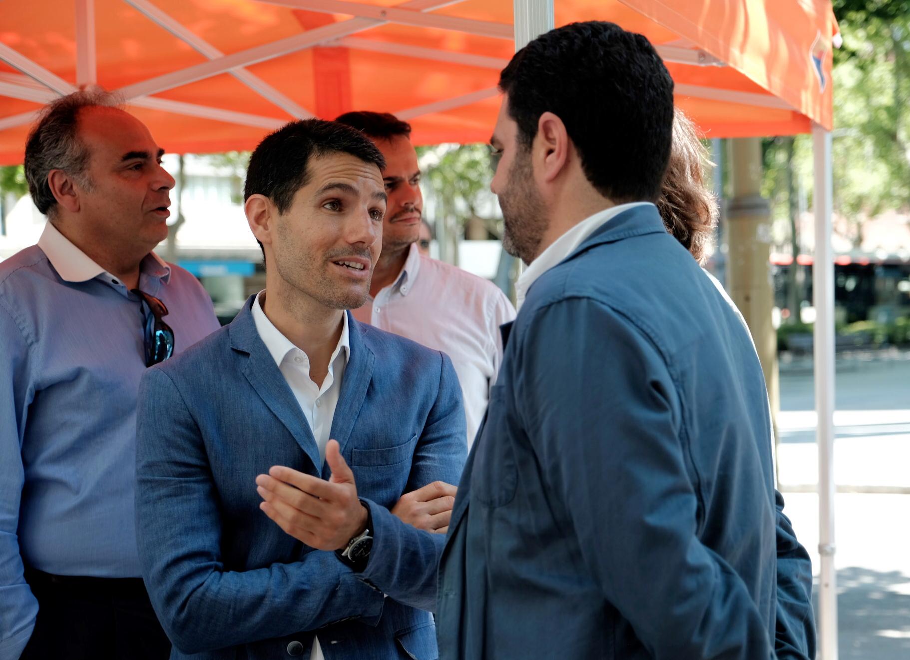 Nacho Martín Blanco, en una imagen de archivo.