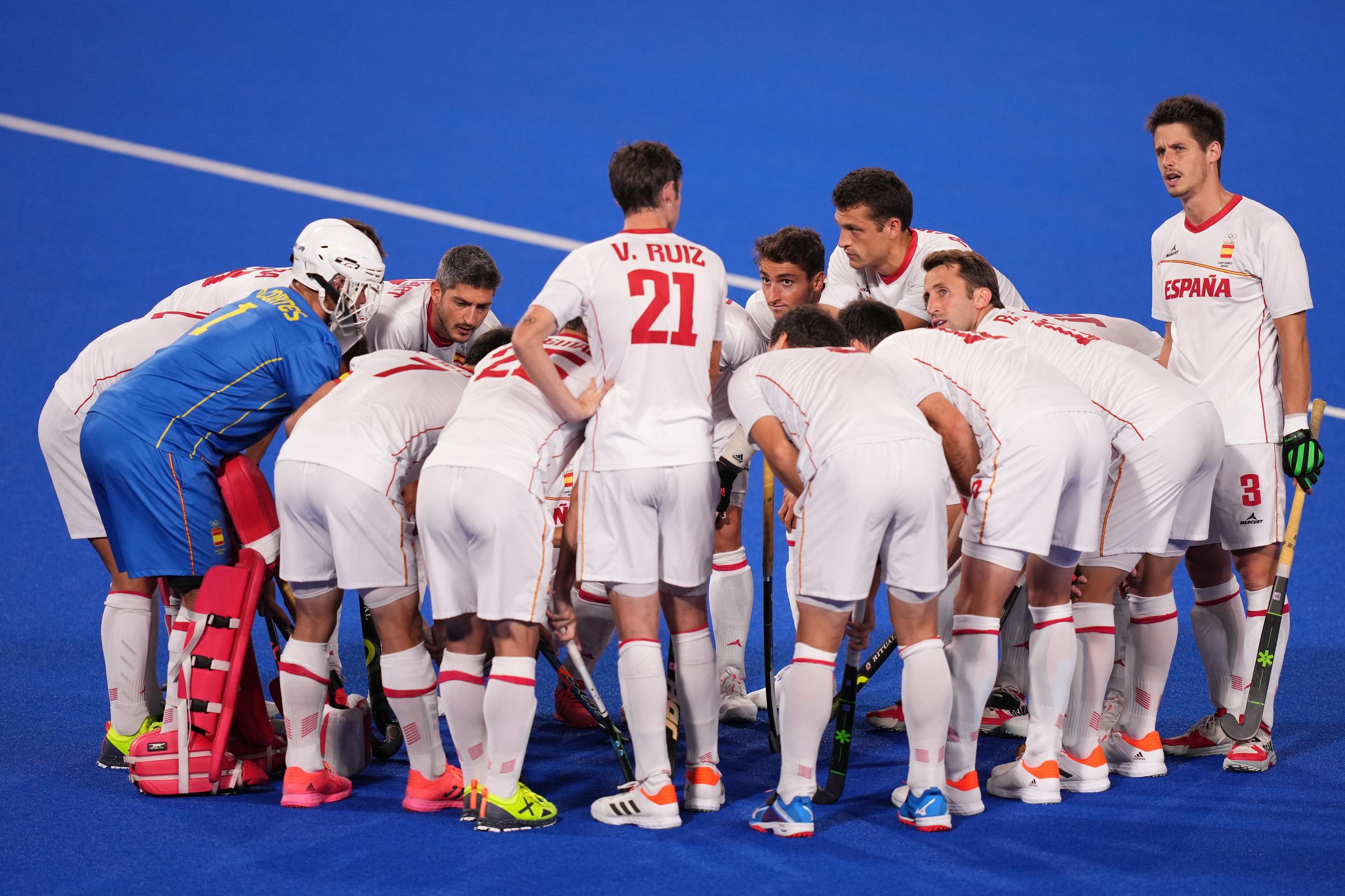 España Nueva Zelanda - hockey hierba - Juegos Olímpicos 2021 - Tokio 2020