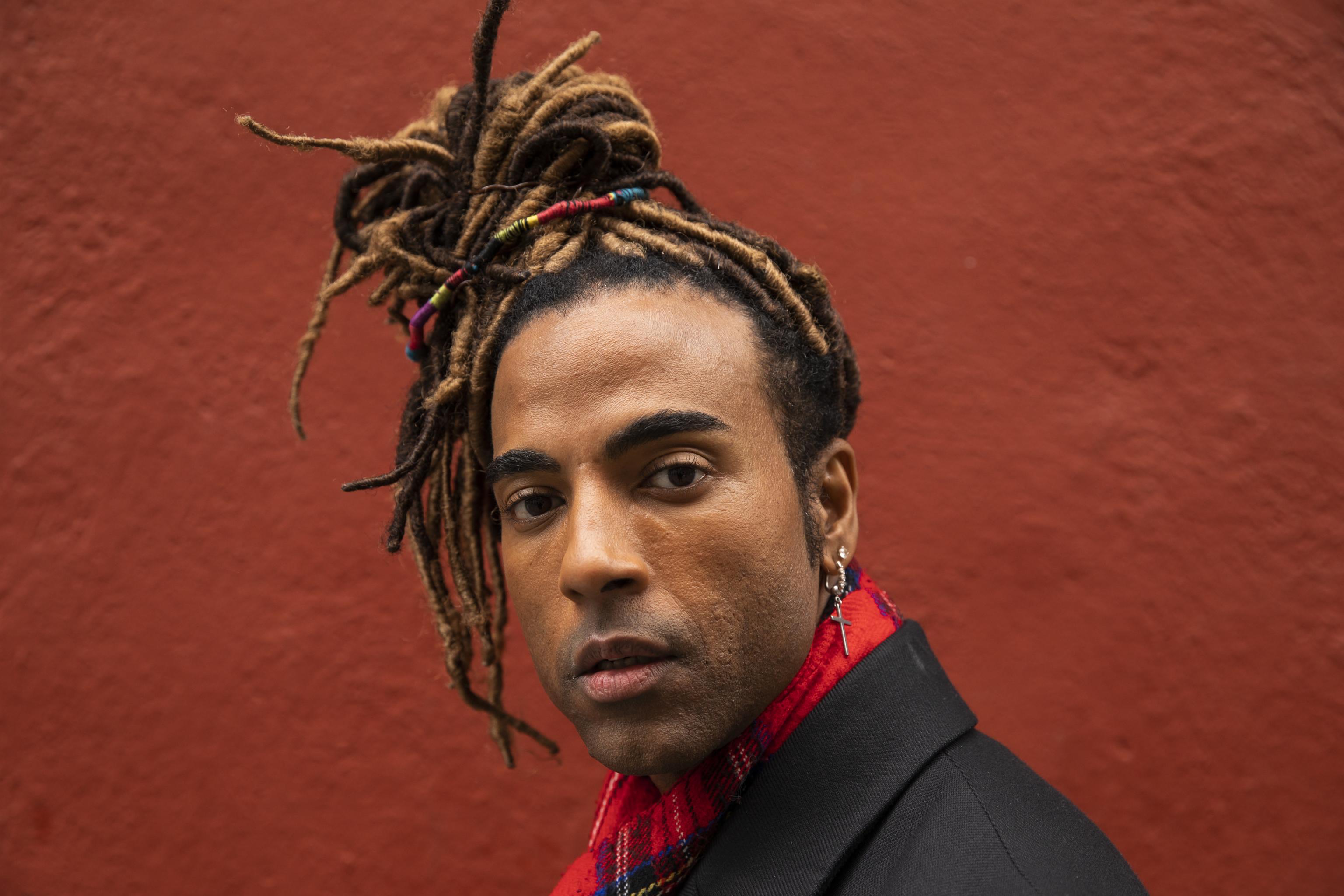 El cantante cubano Yotuel