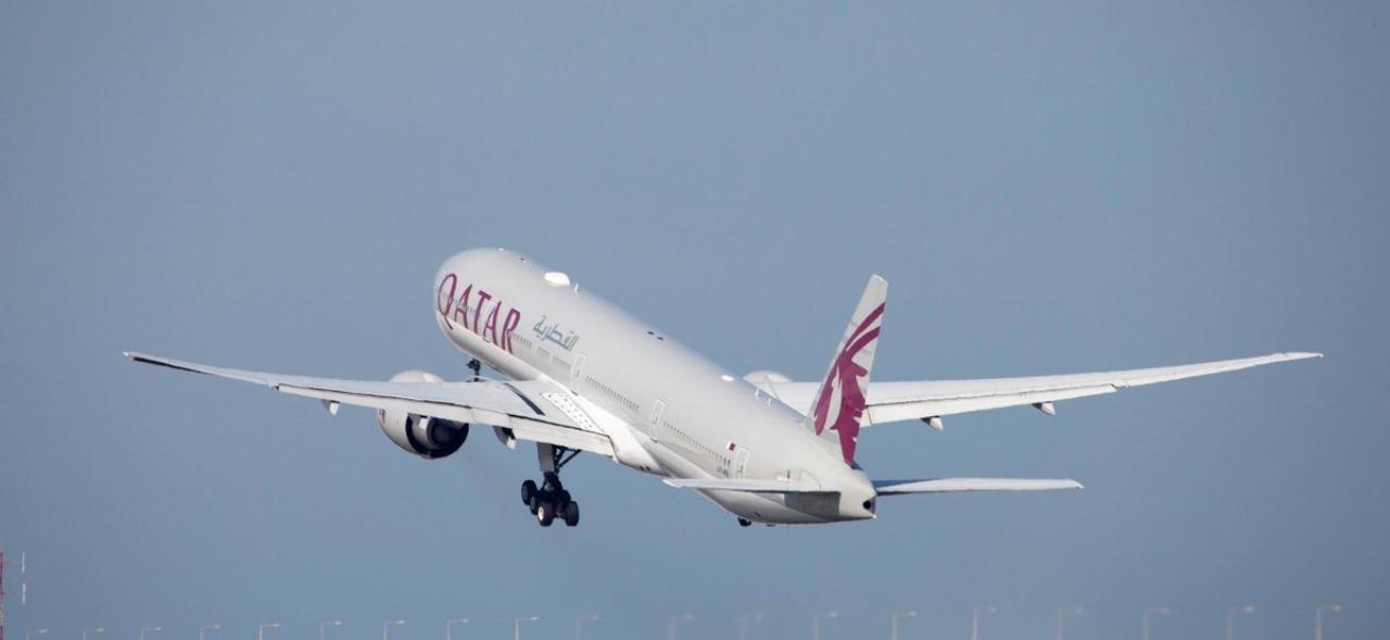 La premiada Qatar Airways.
