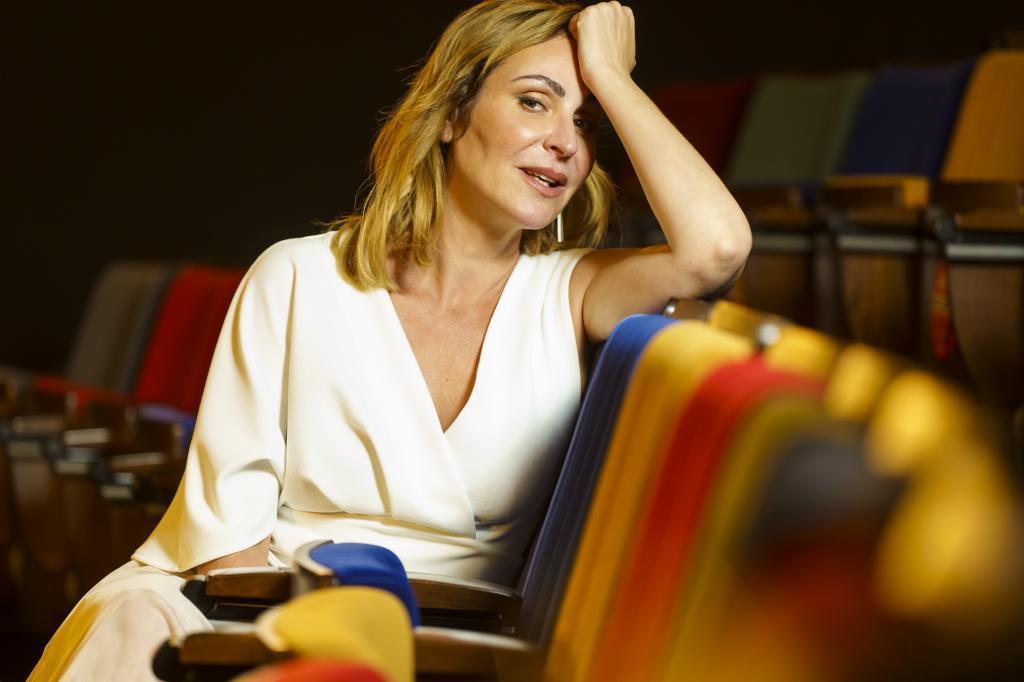 """Ana Milán: """"Antes, con 45 años eras una señora muy mayor; ahora, eres un pibonaco de cuidado"""""""