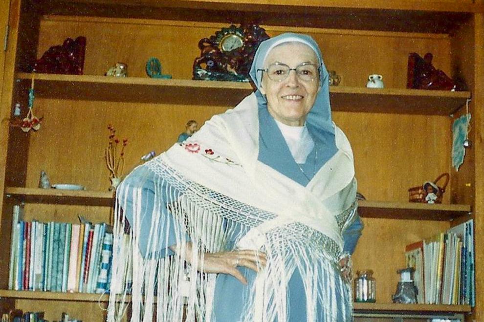 La adoratriz Victoria de la Cruz murió en 2018 en Japón con 110 años.