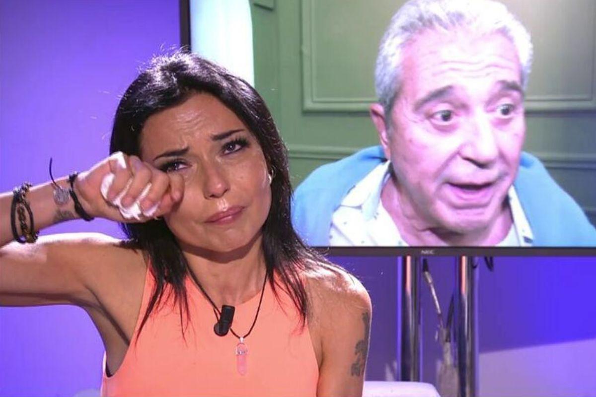 """El ataque de Andrés Pajares a su hija Mari Cielo: """"Que no haga más el ridículo"""""""