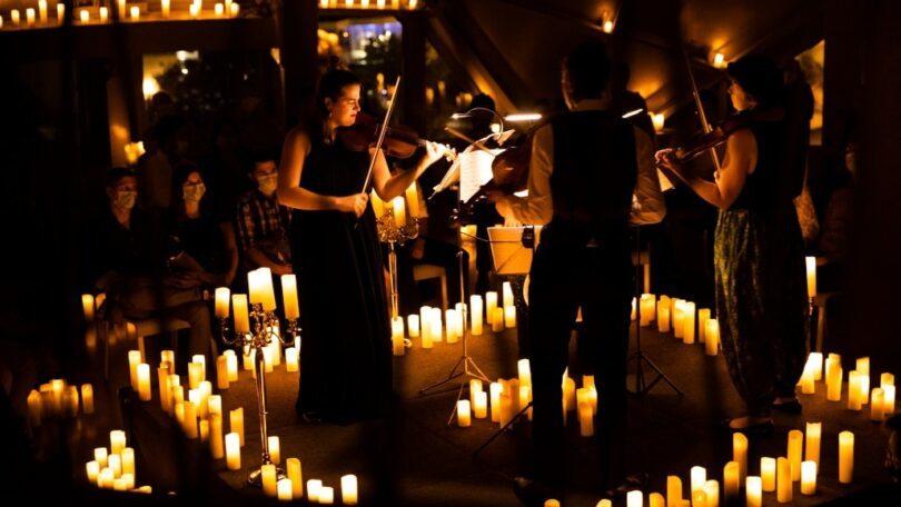 Un concierto de Candelight.
