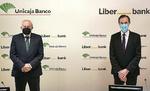 Unicaja toma el control del quinto banco de España tras sellar hoy su fusión con Liberbank