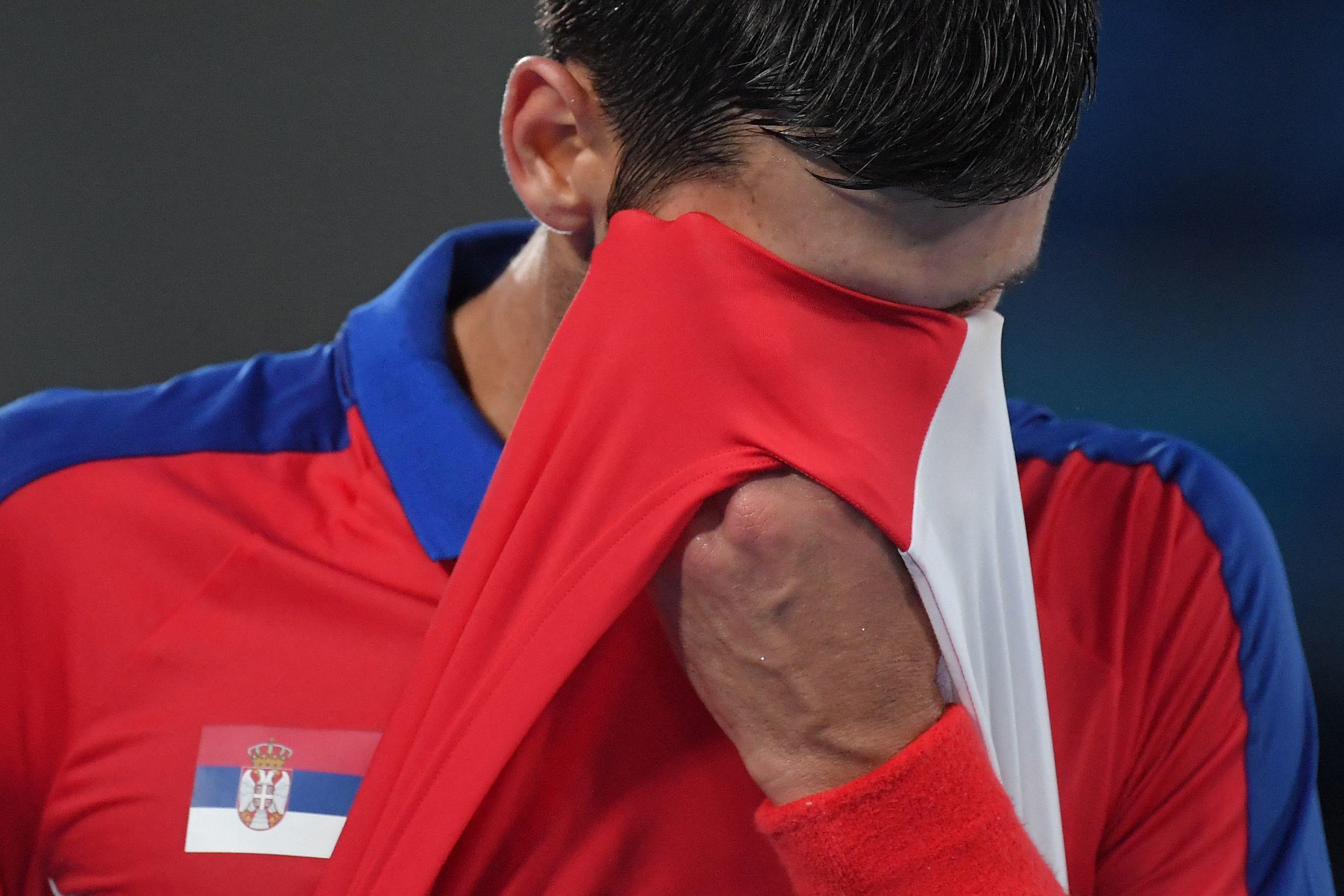 Novak Djokovic - tenis - Juegos Olímpicos 2021 - Tokio 2020