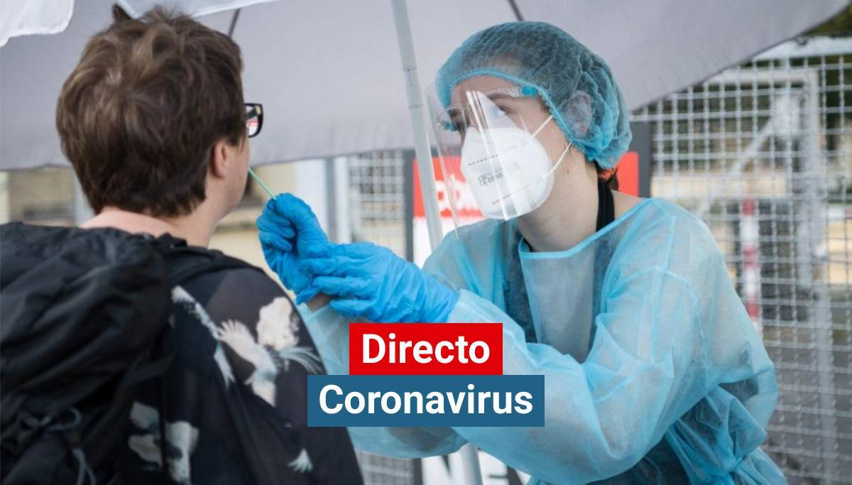 Prueba de coronavirus en Berlín