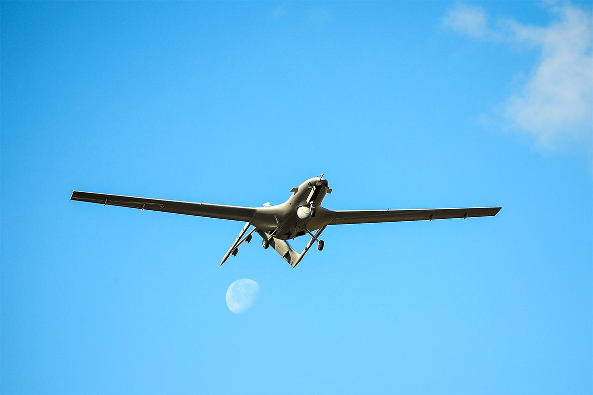 Los drones Bayraktar TB2 destacan por su lentitud y el escaso ruido.