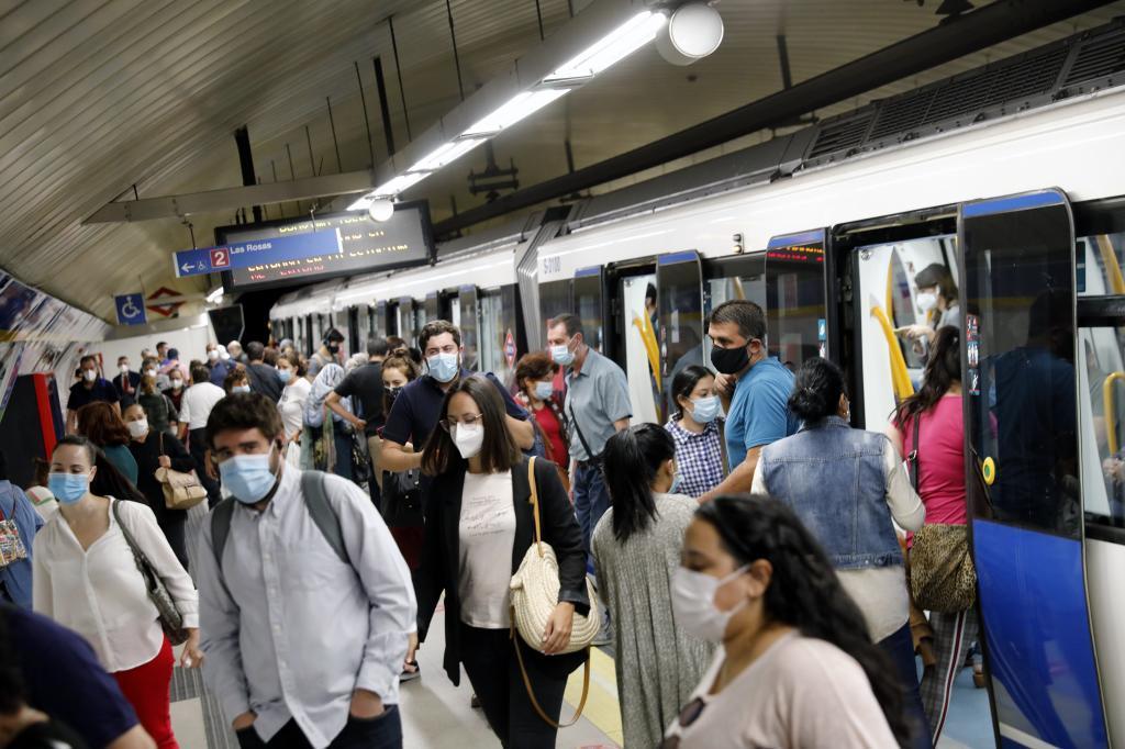 El tramo de Metro de Madrid de la Línea 6 entre Sainz de Baranda y Pacífico reabre este domingo tras un mes de obras