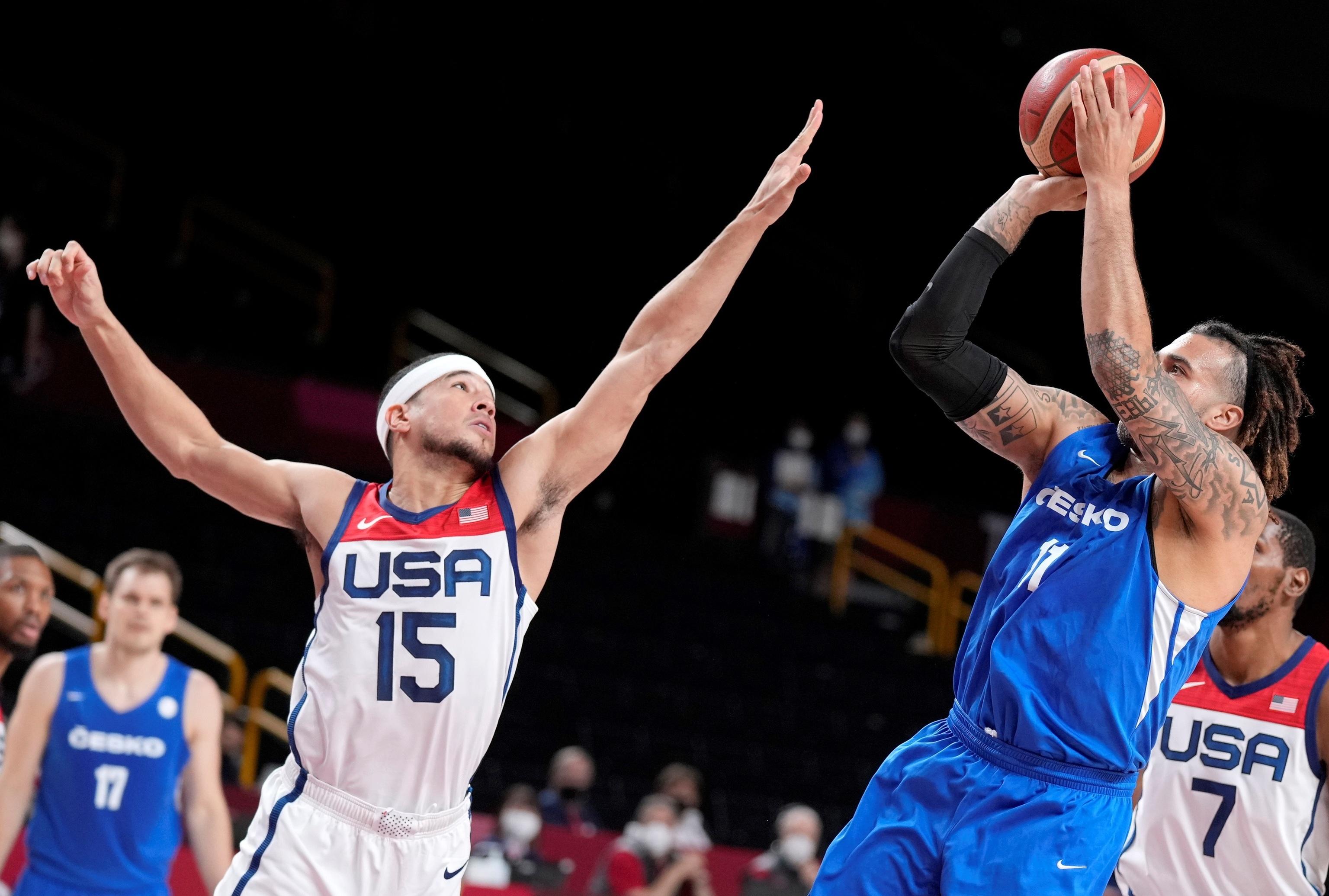 EEUU - baloncesto - Juegos Olímpicos 2021 - Tokio 2020
