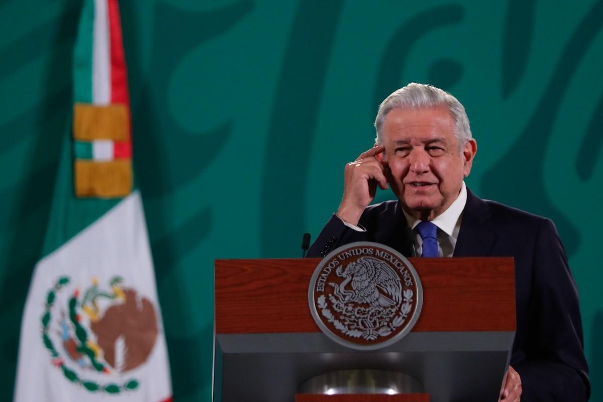 El presidente mexicano López Obrador.