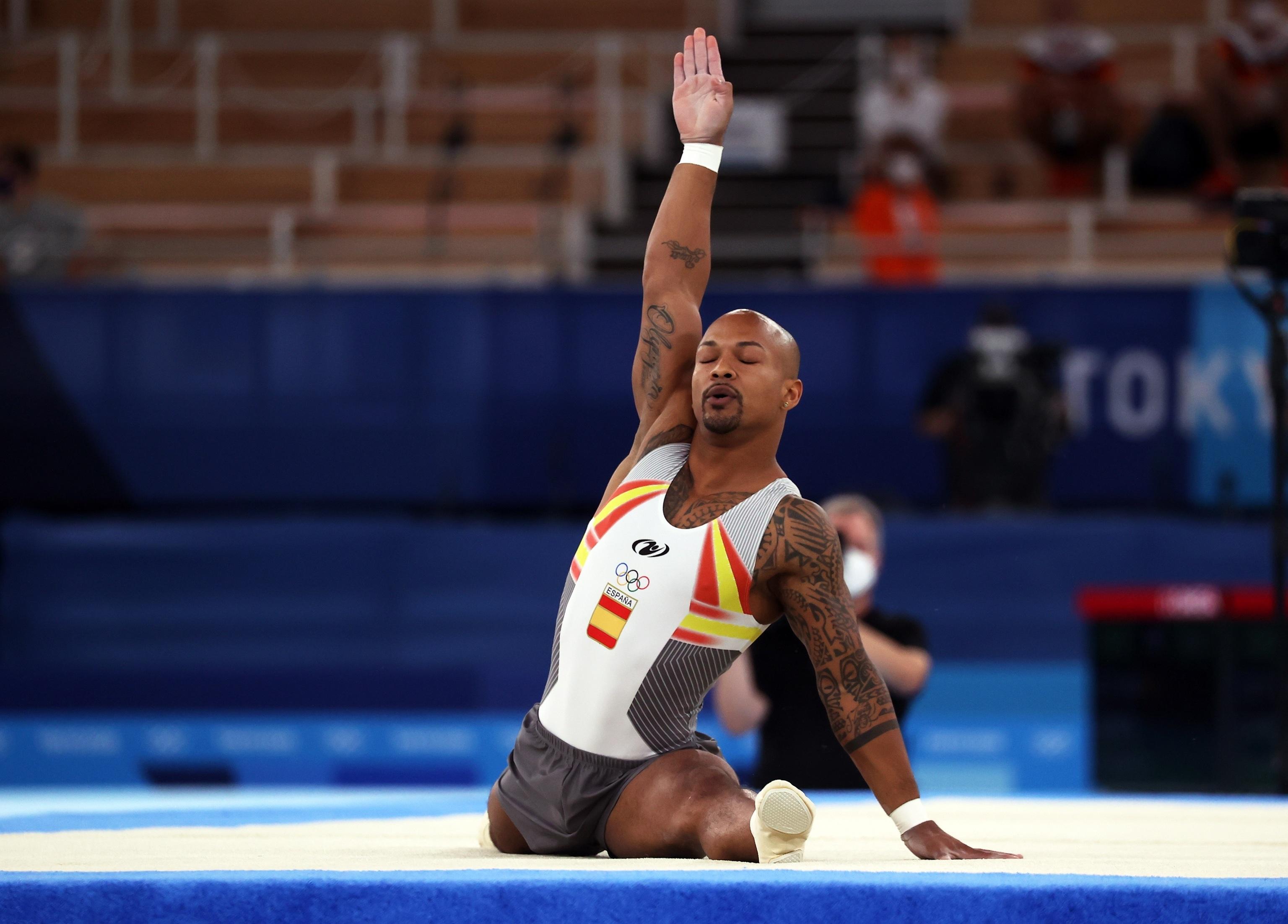 Ray Zapata le regala su sexta medalla a España.