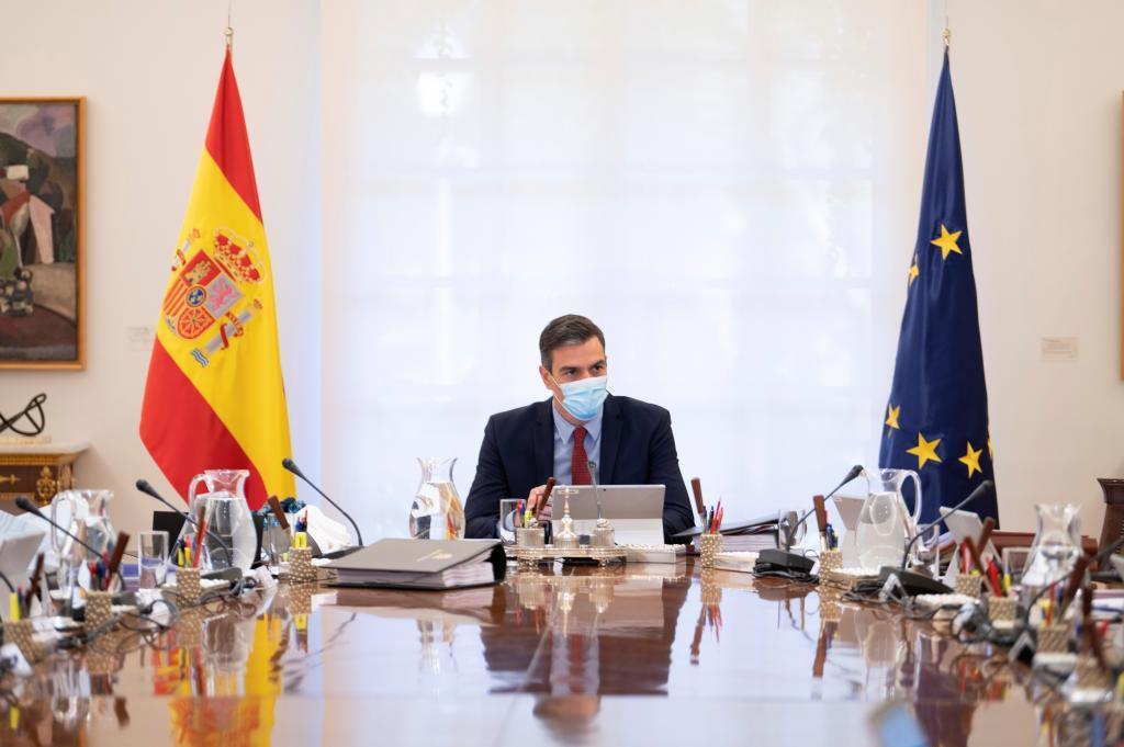 Sánchez exhibe su cogobernanza real con ERC