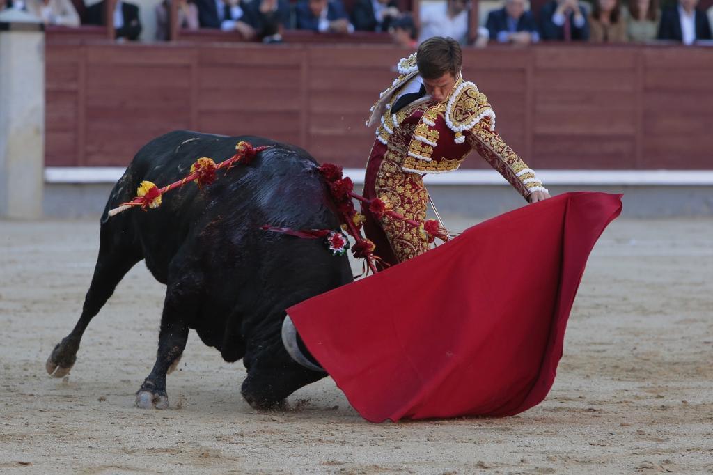 El Juli, la última vez que pisó de luces el ruedo de Las Ventas (12/06/2019)