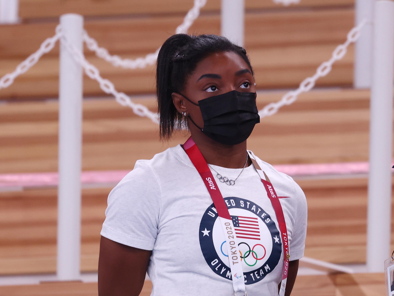 La gimnasta estadounidense se une a la final.