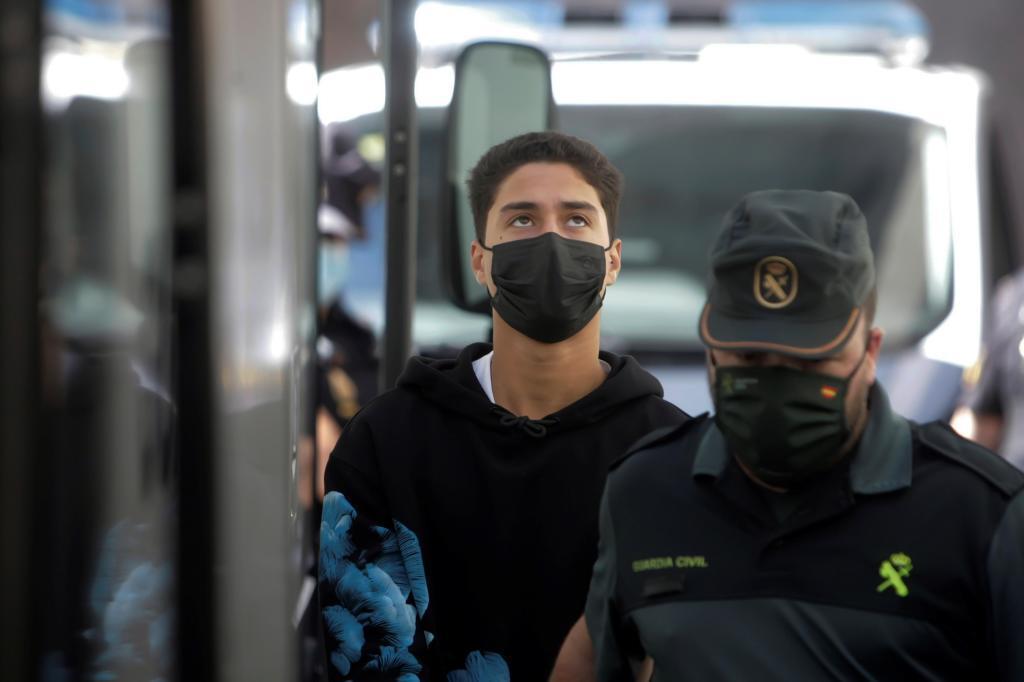 """Dos informes de ADN """"vinculan directamente"""" con el crimen de Samuel a los dos primeros detenidos"""