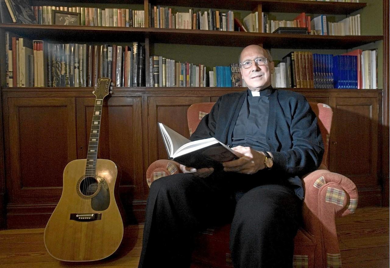 Luis Felipe Areta.