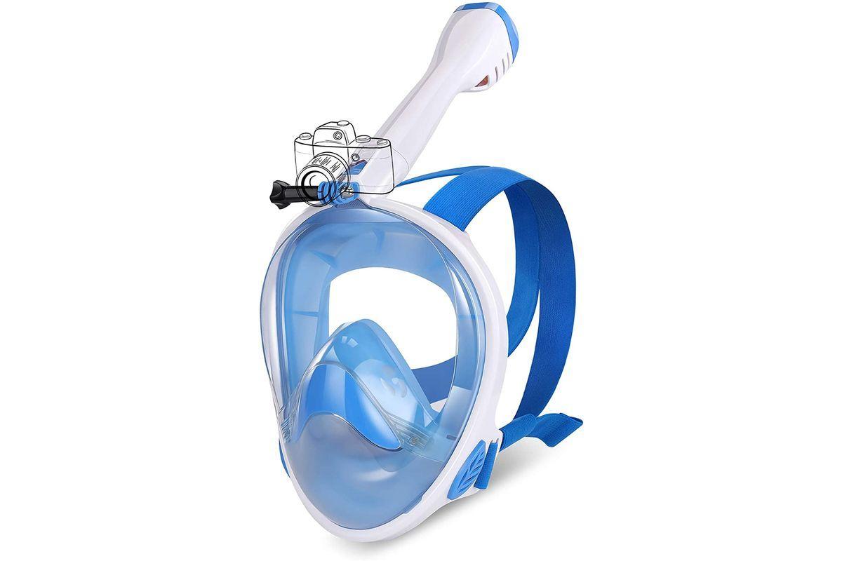 Los chollos del día en Amazon: una máscara para hacer snorkel, la mirilla de la casa de 'Friends', un corrector de postura, moldes para hacer helados en casa...