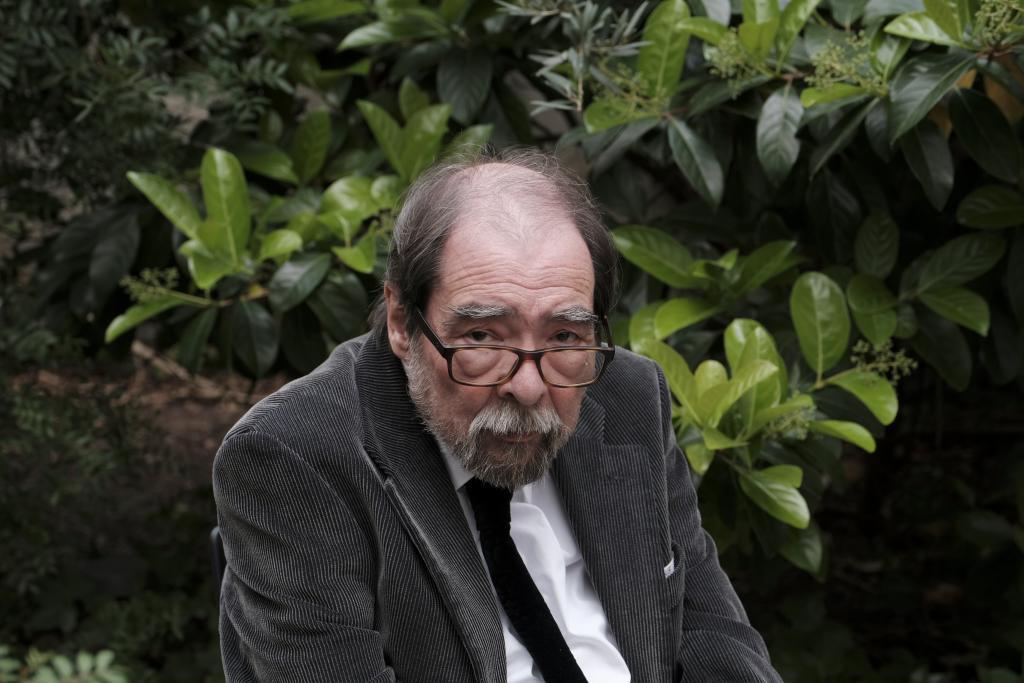 Ángel Casas, en una imagen de 2019.