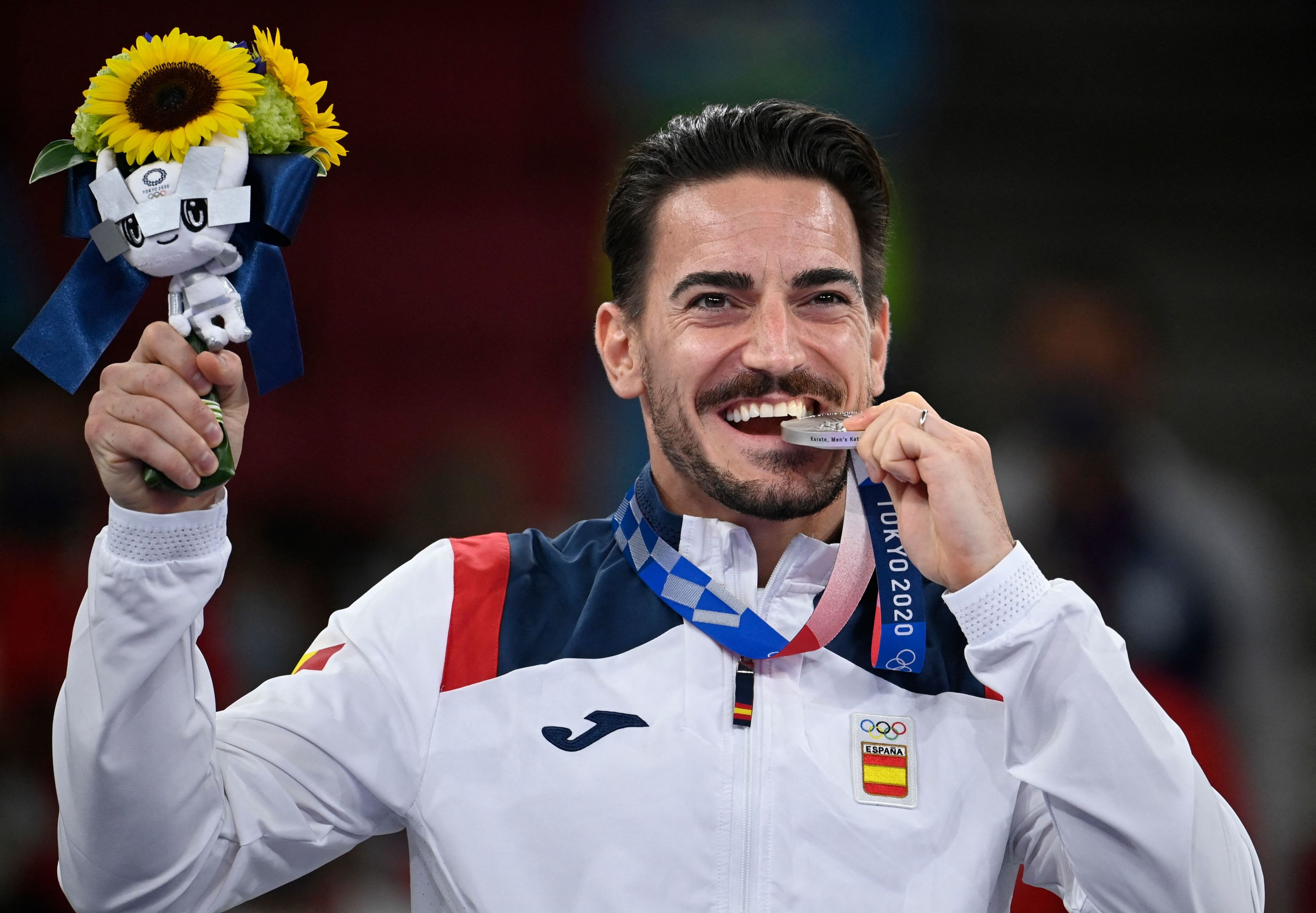 """Damián Quintero, una plata contra la presión de la """"medalla segura""""    Juegos Olímpicos de Tokio"""