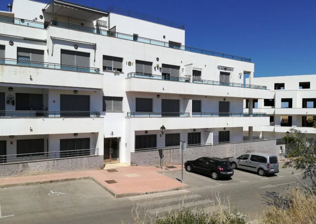 Promoción de viviendas en Almería.