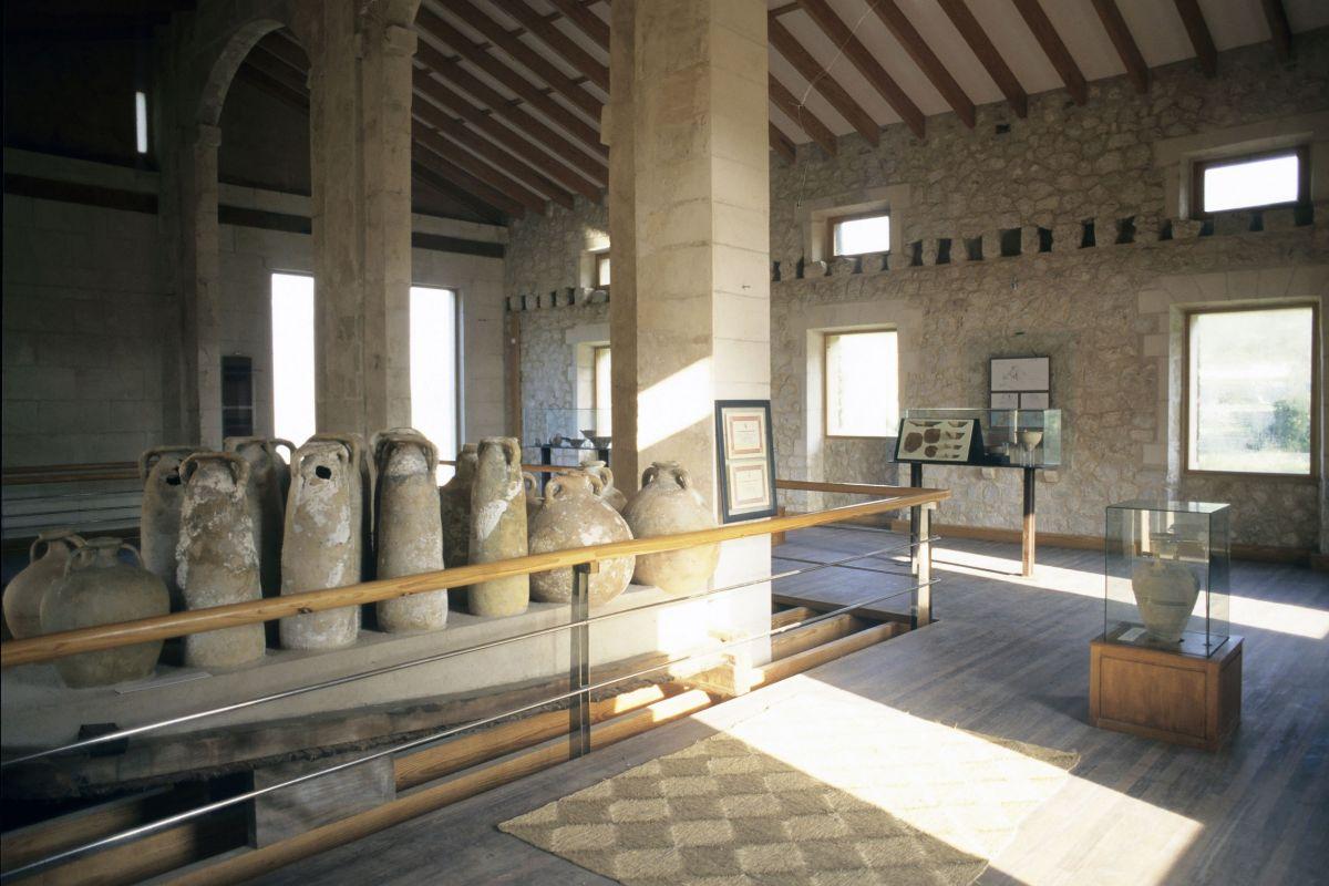 El museo etnográfico Es Celler.