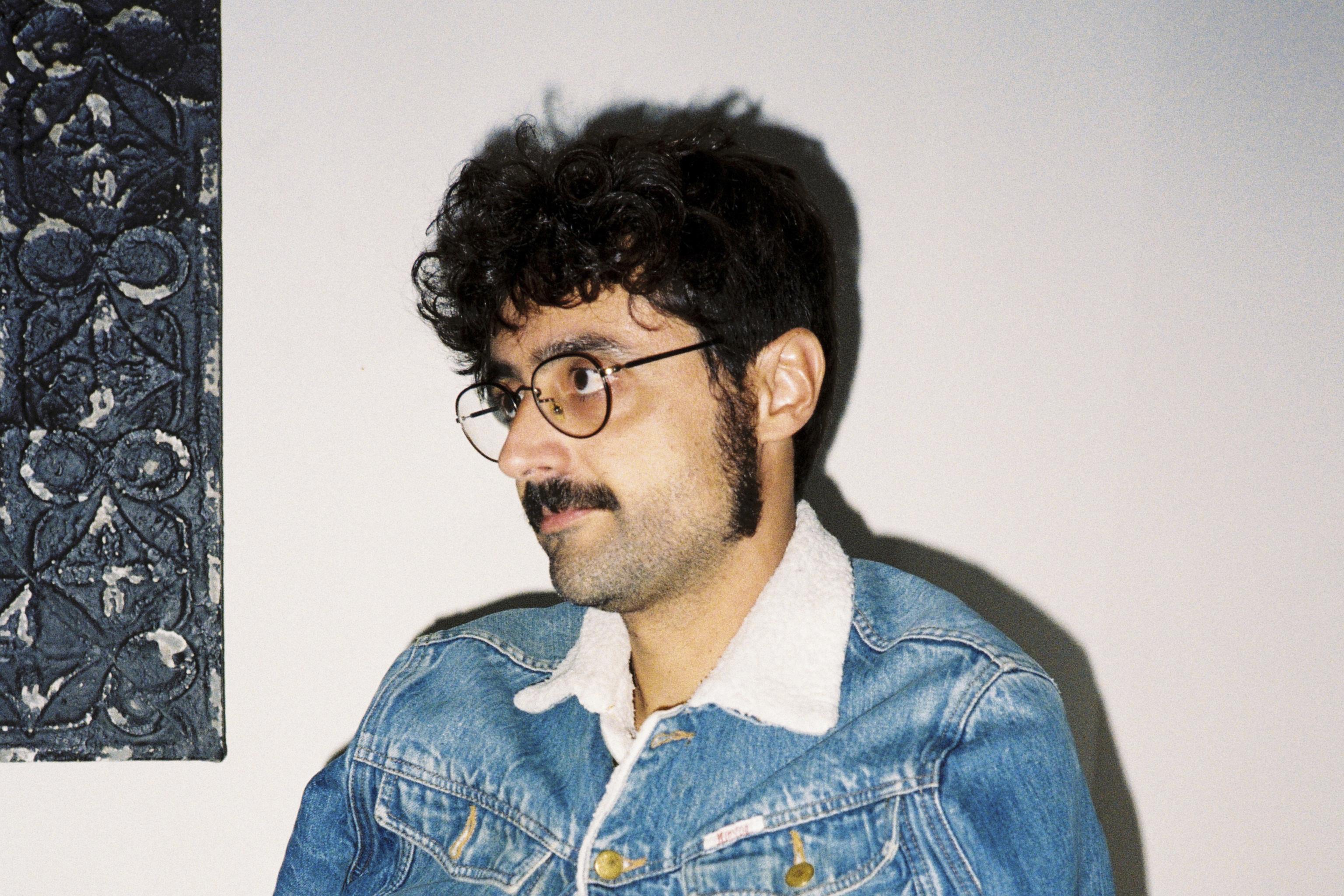 El director Chema García Ibarra.