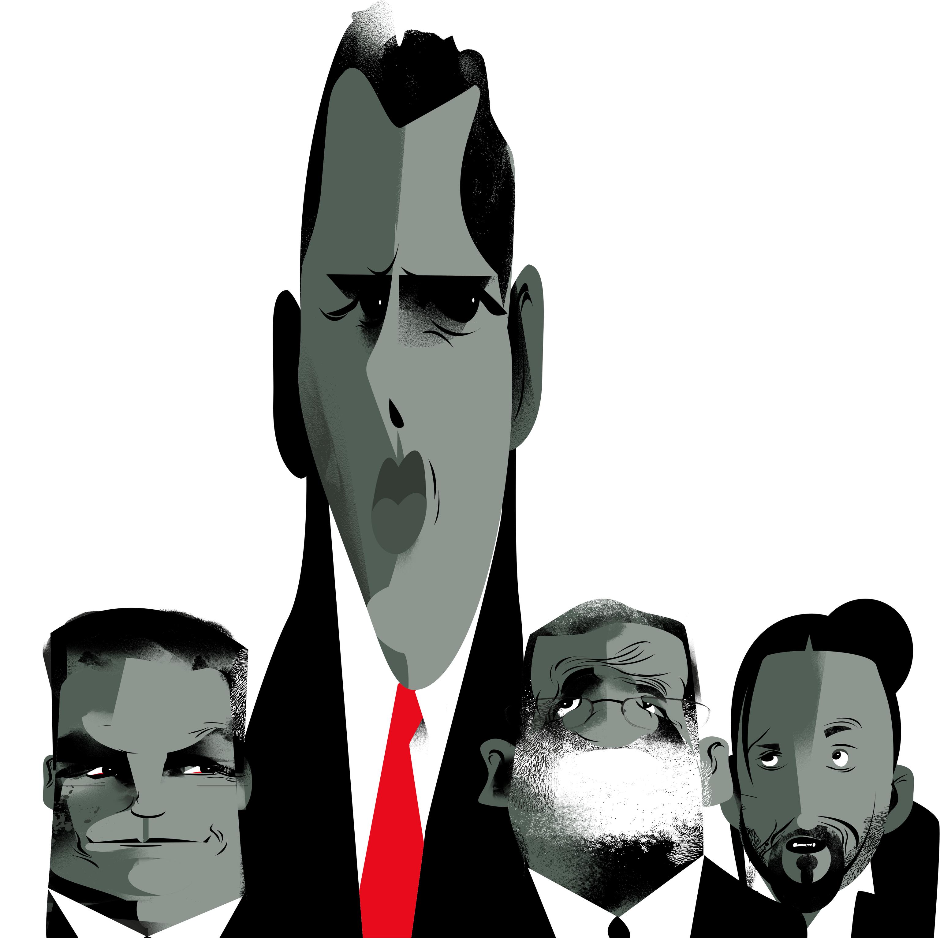 El carácter de Albert Rivera y el destino de España