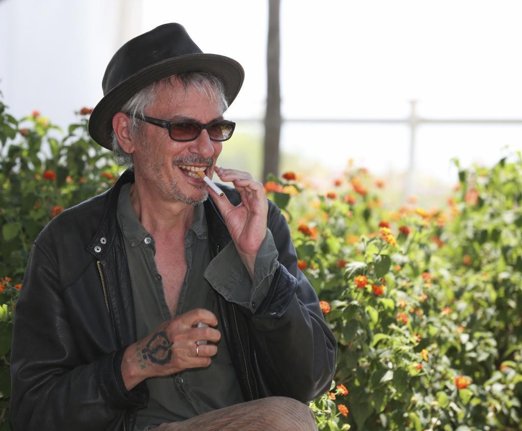 El director francés Leos Carax.