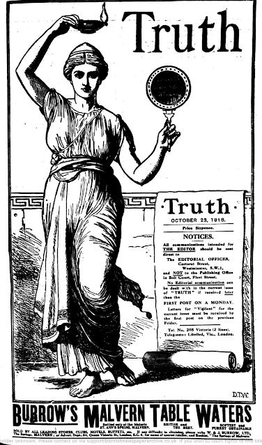 Truth, por Dtw (23 de octubre de 1918)
