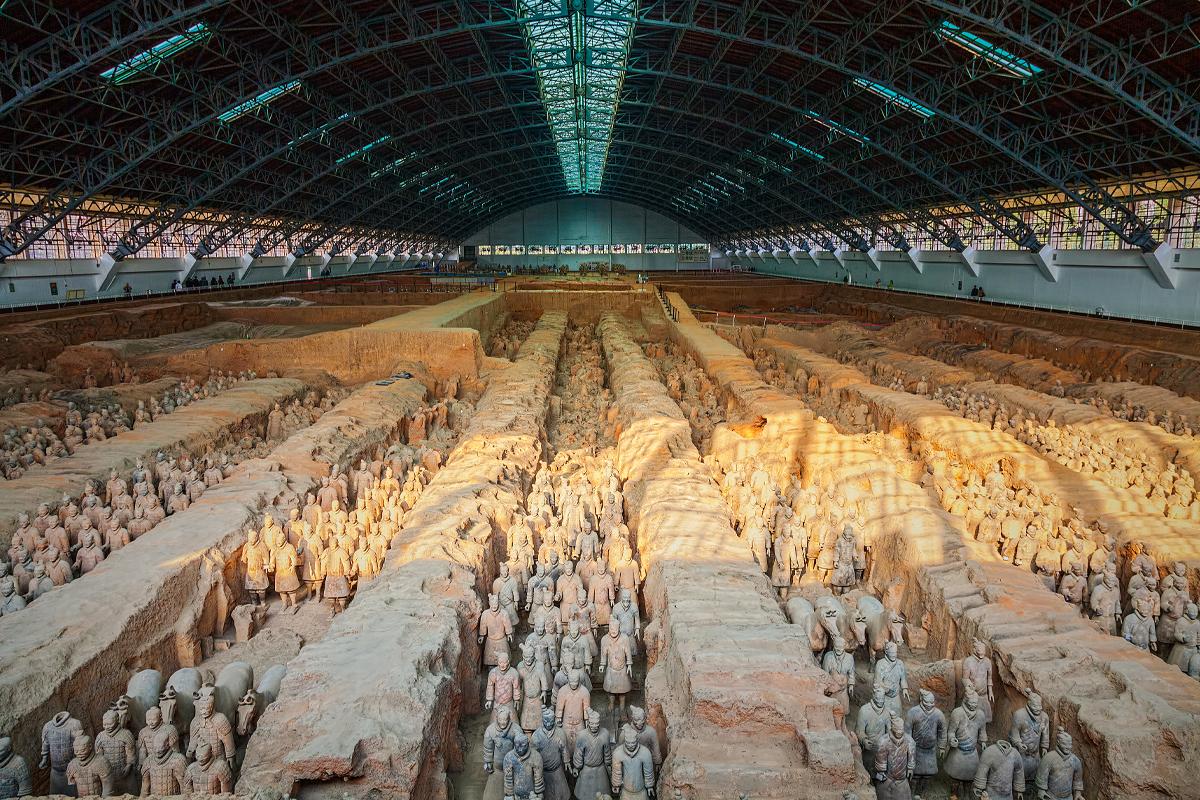 Por qué puede el mausoleo de Qin Shi Huang convertirse en la mayor atracción arqueológica del planeta