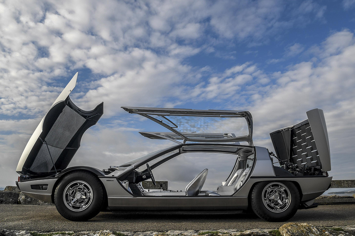 Cinco hitos desconocidos en la historia de Lamborghini