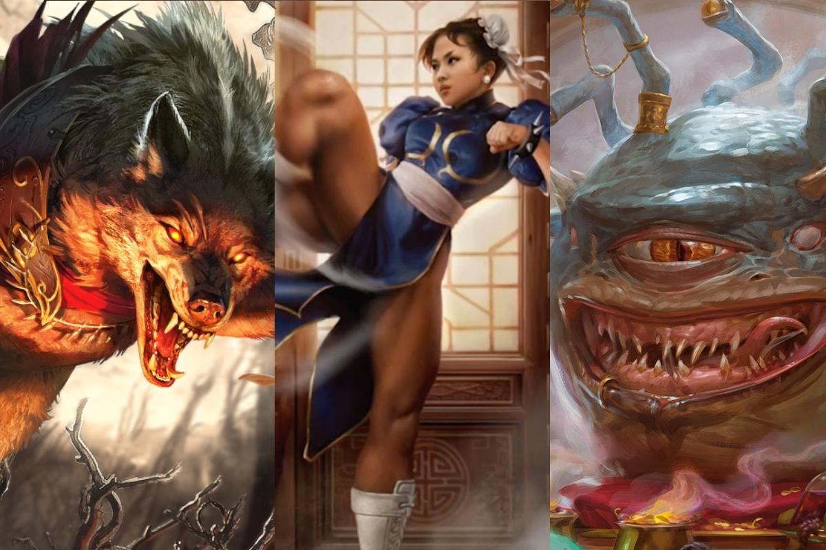 Fortnite, hombres lobo o Street Fighter: así llegan las cartas Magic a otros universos
