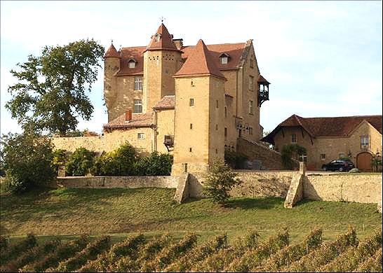 El Château d' Arricau-Bordes, el castillo donde Alejandro Dumas escribió 'Los tres mosqueteros'