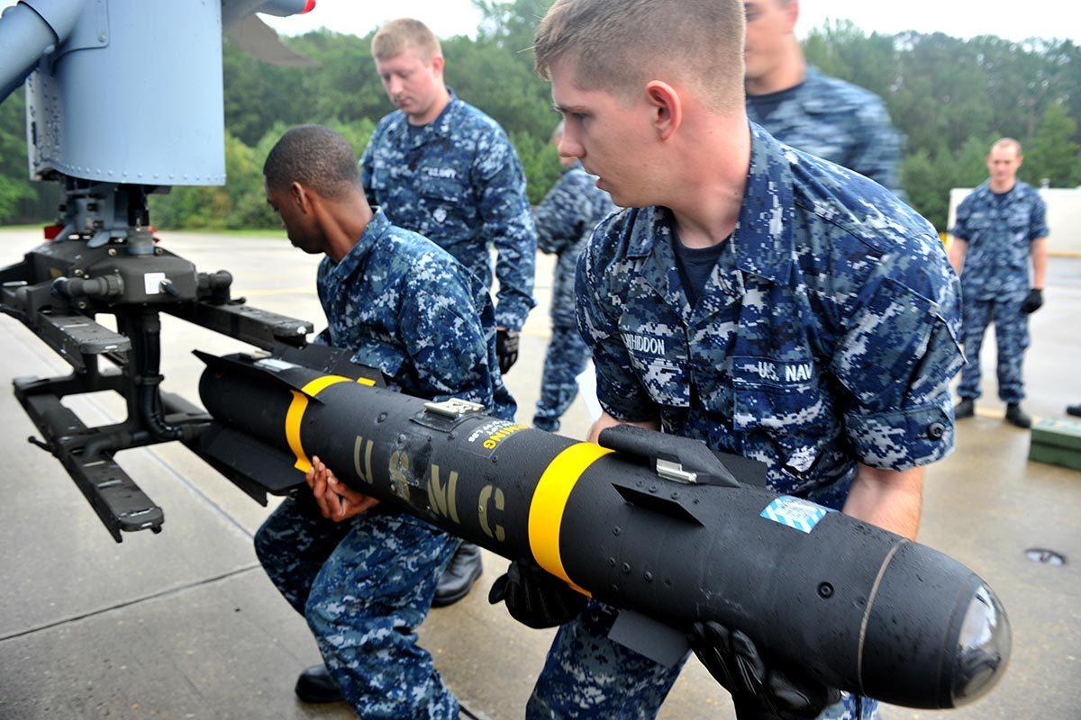 """La """"bomba ninja"""" es una modificación del misil aire-tierra AGM-114 Hellfire"""